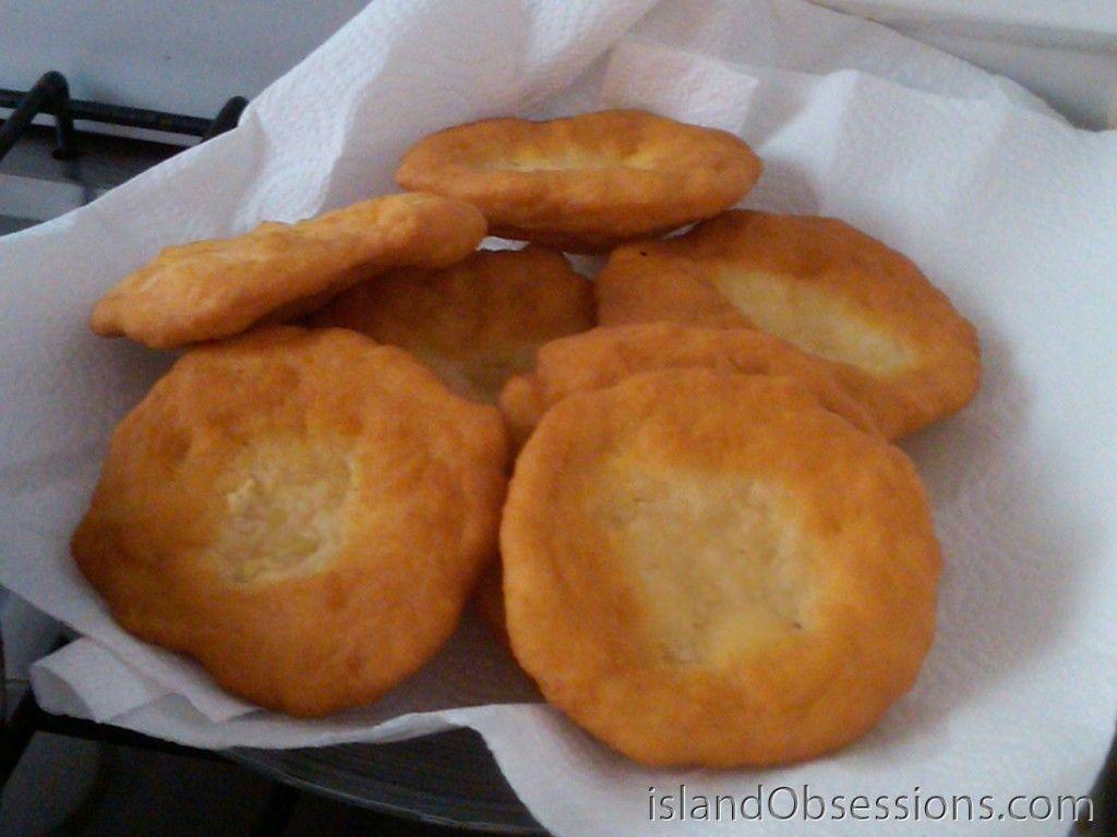 Crucian Johnny Cake Recipe