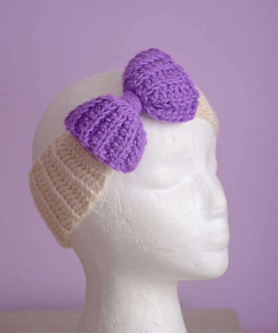 Crochet Ear Warmer Crochet Pinterest