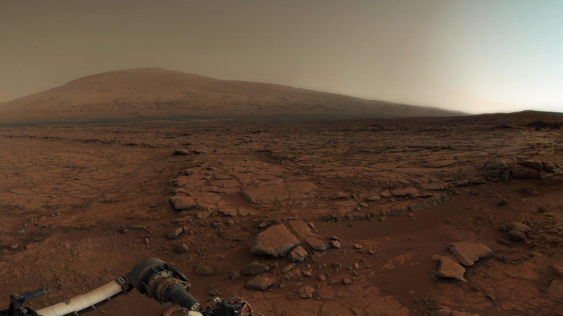 Actual photos of mars 2,000 Days on Mars With the Curiosity Rover - The Atlantic