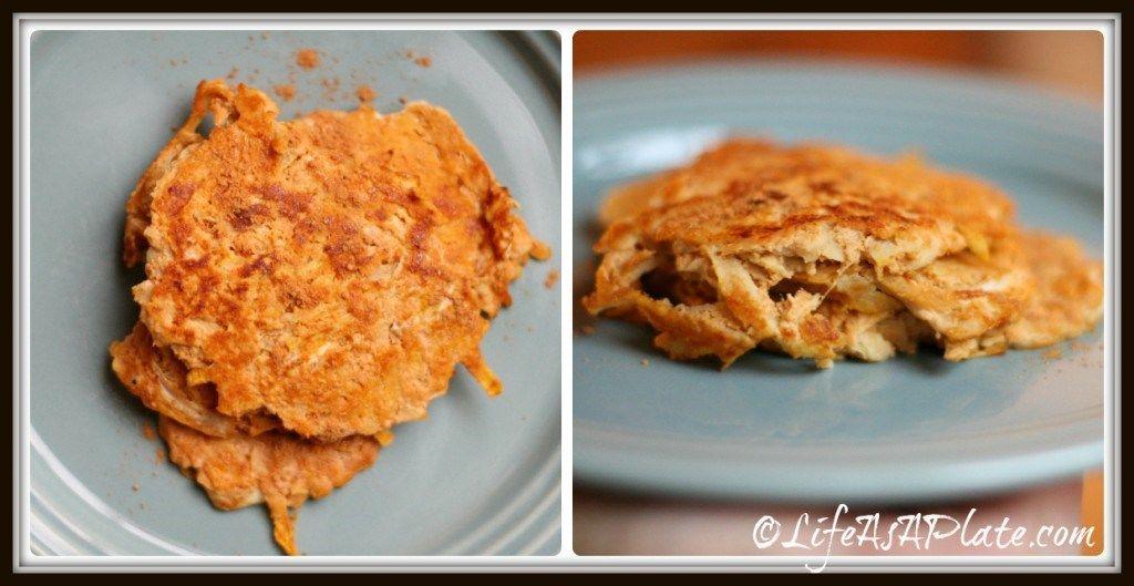 Apple Pumpkin Latkes | Recipe