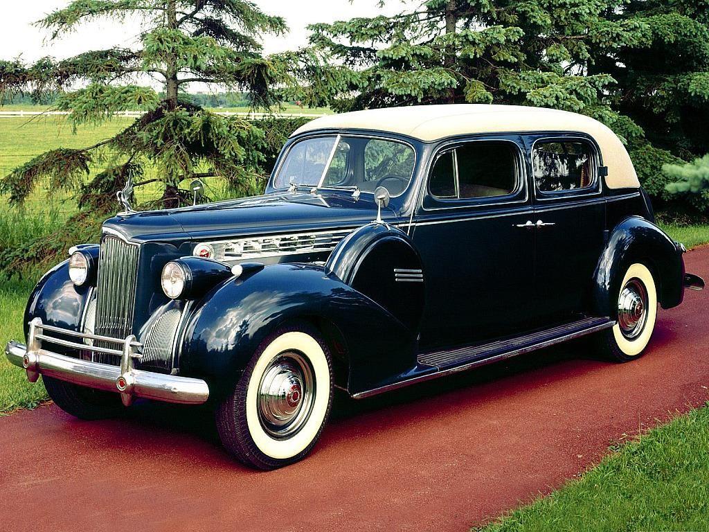 Packard | Antique Cars - Packard | Pinterest