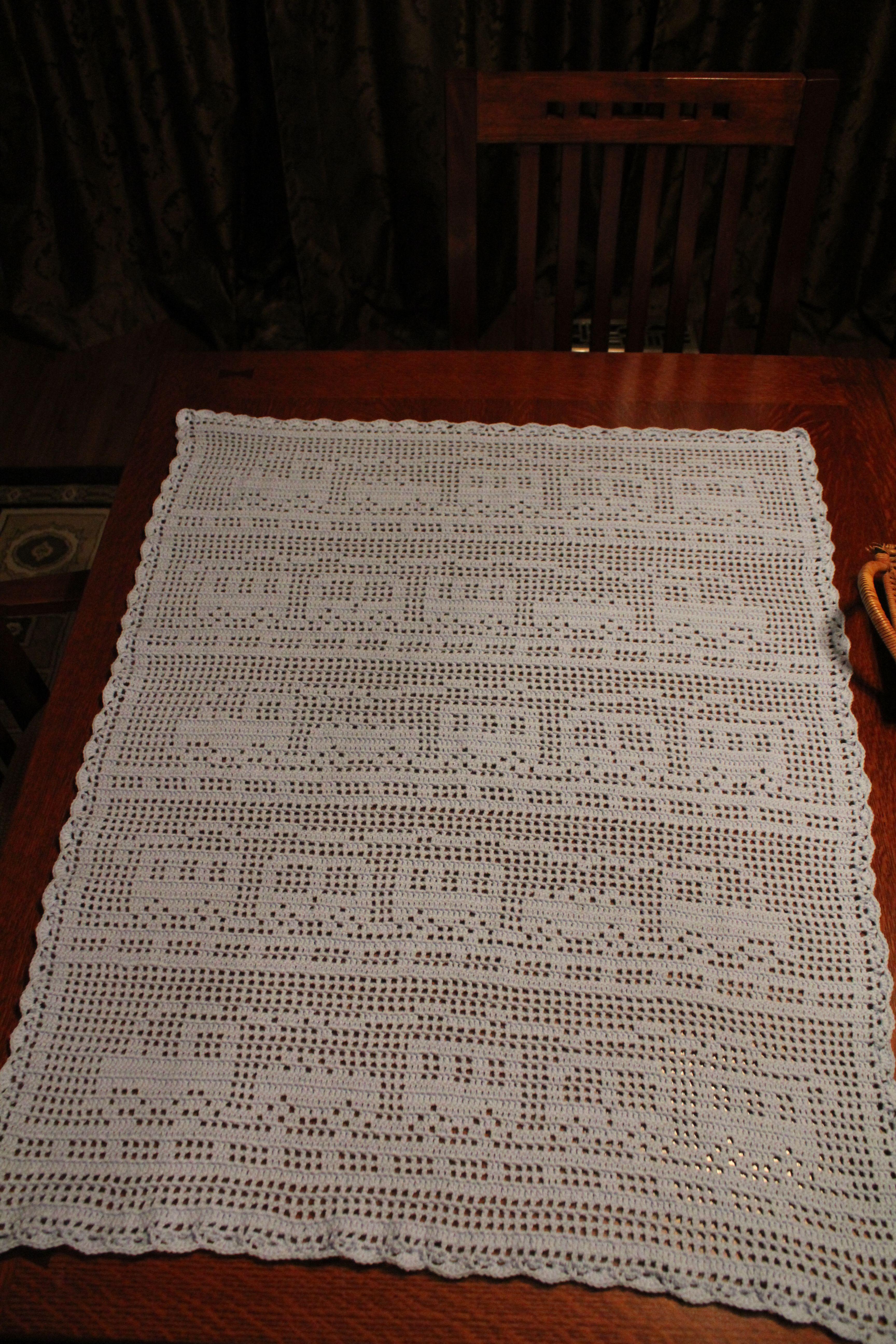 Knitting Pattern Train Blanket : Choo Choo train baby blanket Crocheting Pinterest