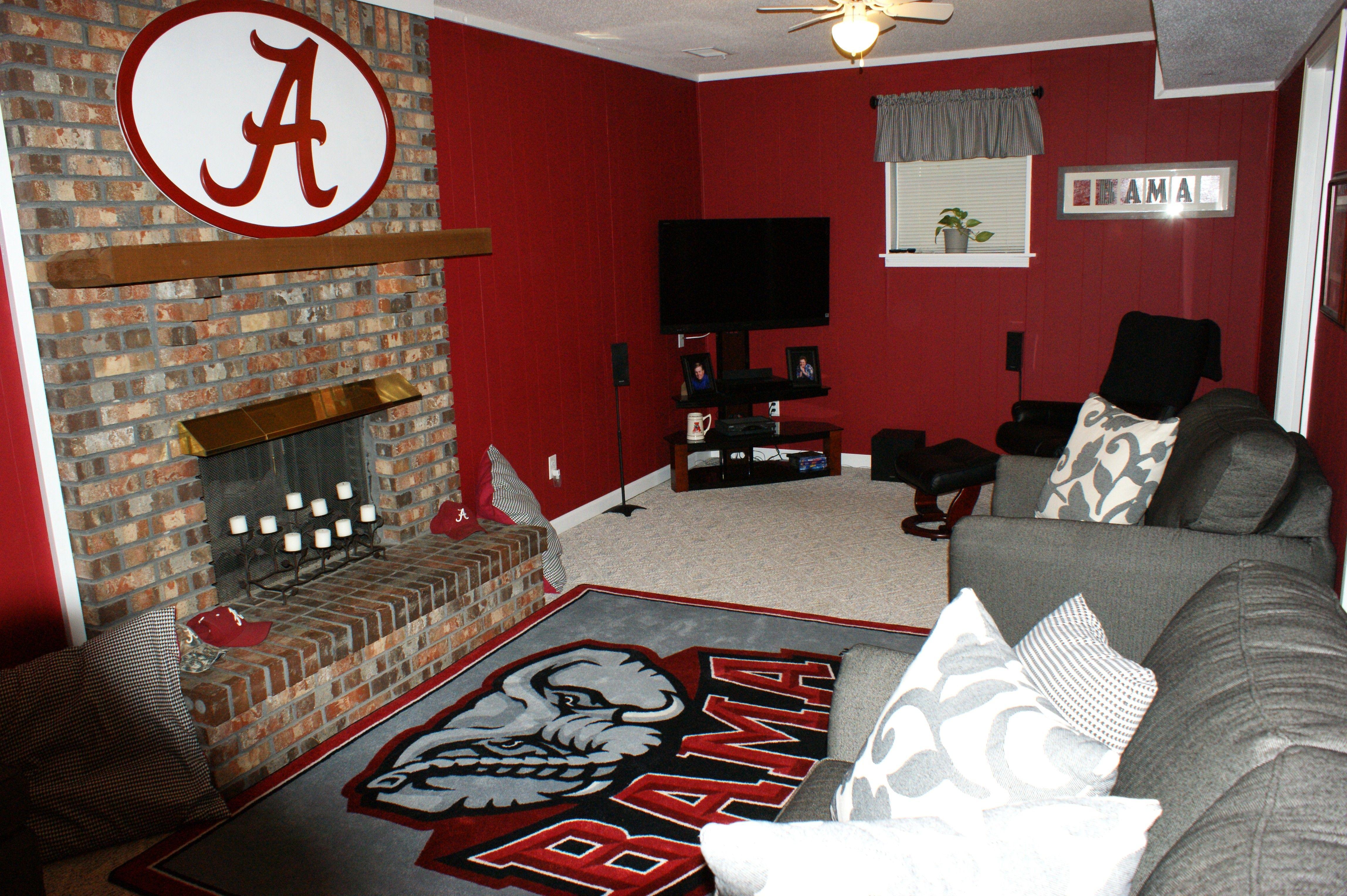 Alabama Man Cave Signs : Love it bama football pinterest