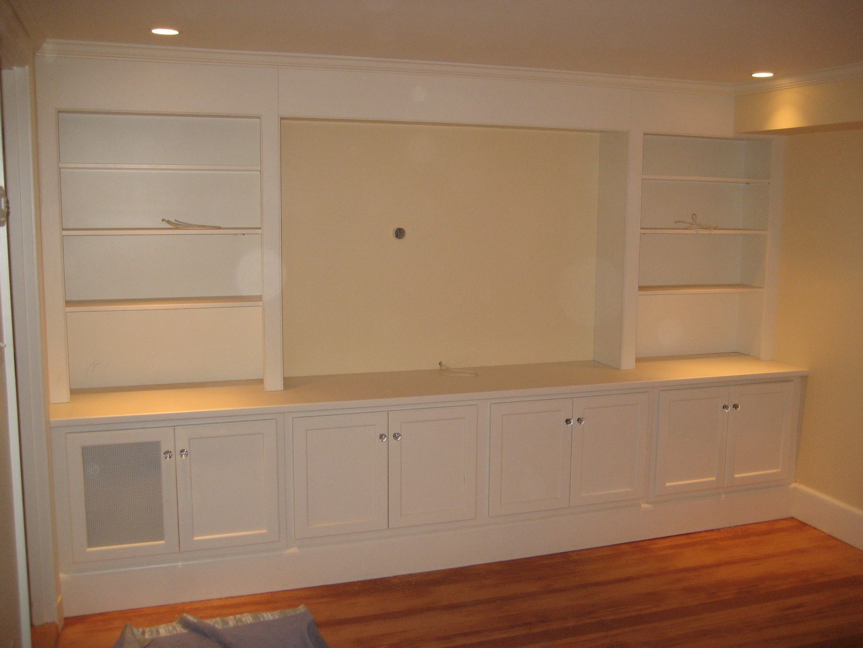 basement built ins