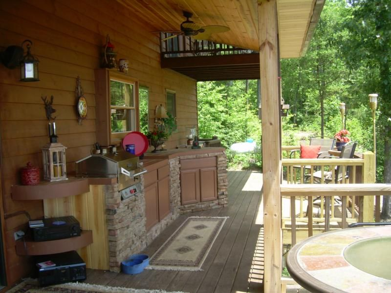 Cooking area outdoor ideas pinterest for Outside cooking area