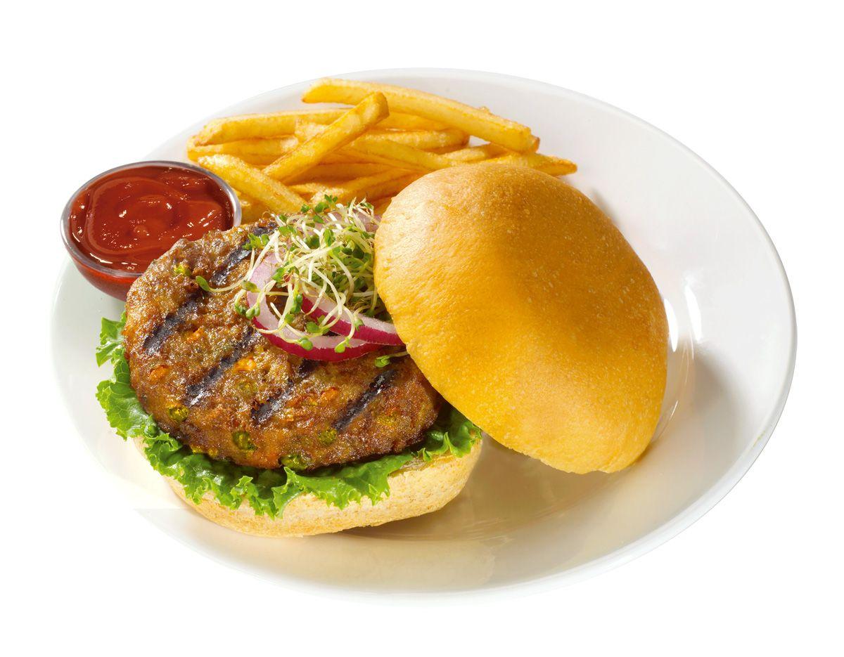 the ba burger deluxe recipe key ingredient burger burger taco burger ...
