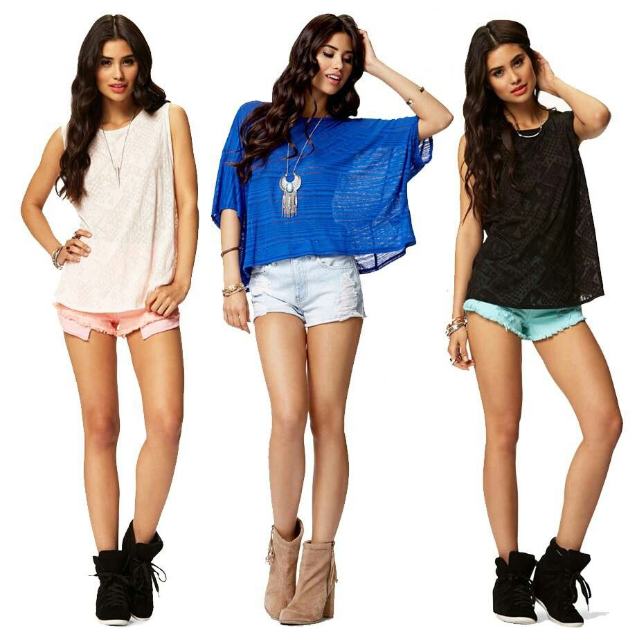Forever 21 | Clothes and shoes! | Pinterest