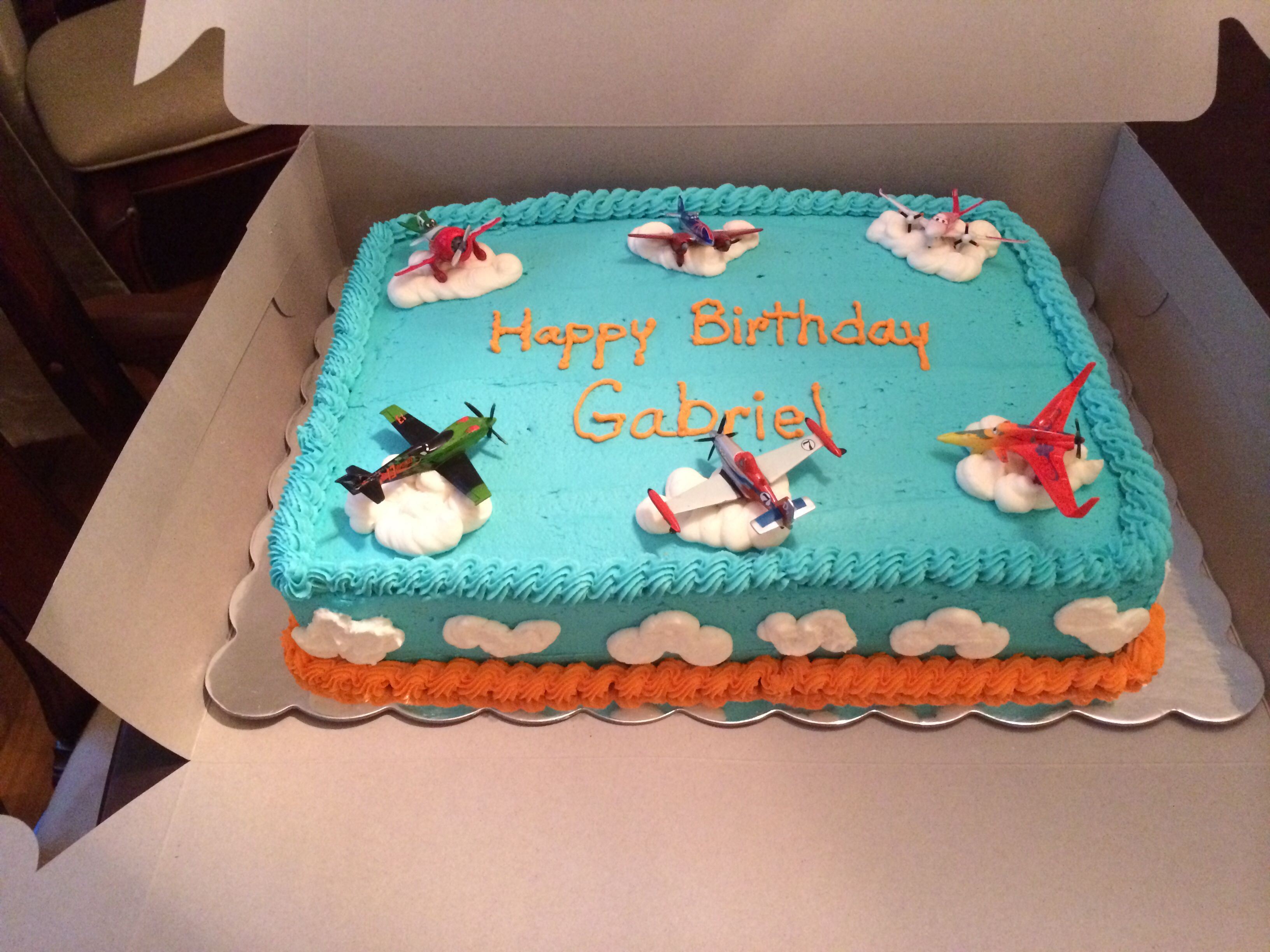 disney planes cake ideas - photo #25