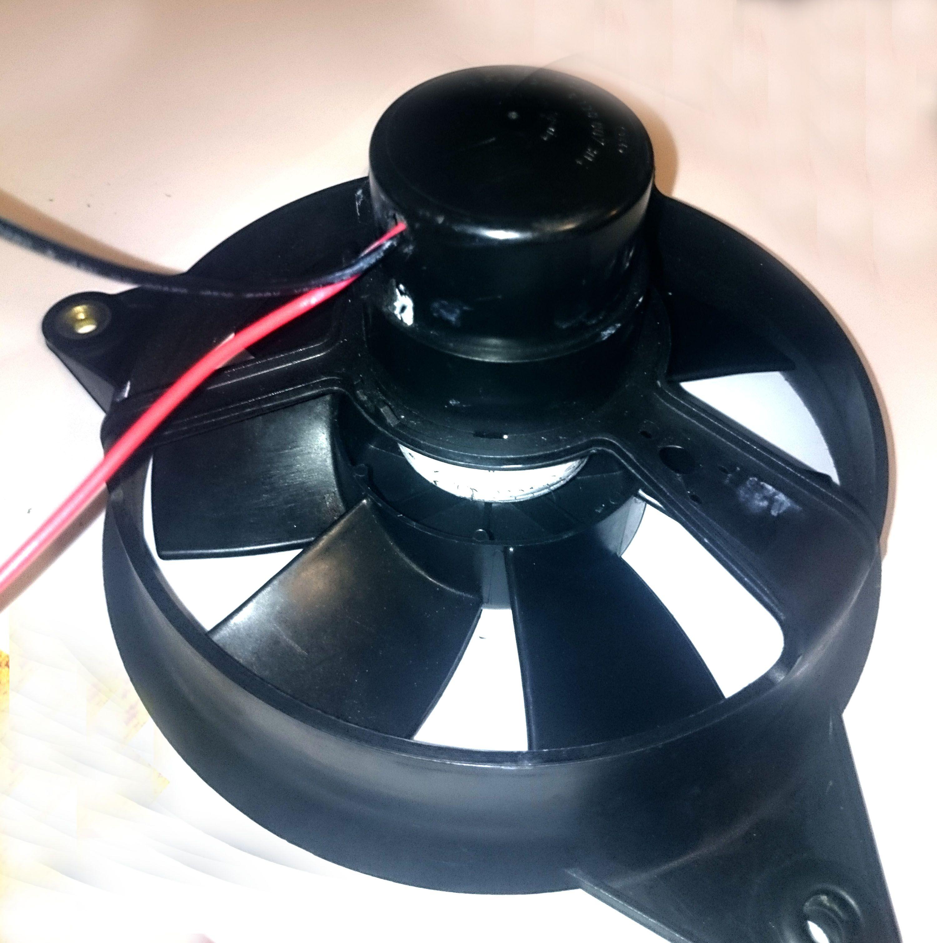 Is my fan faulty? 73f1b74c3ce549befb0de19cbcb25d0e