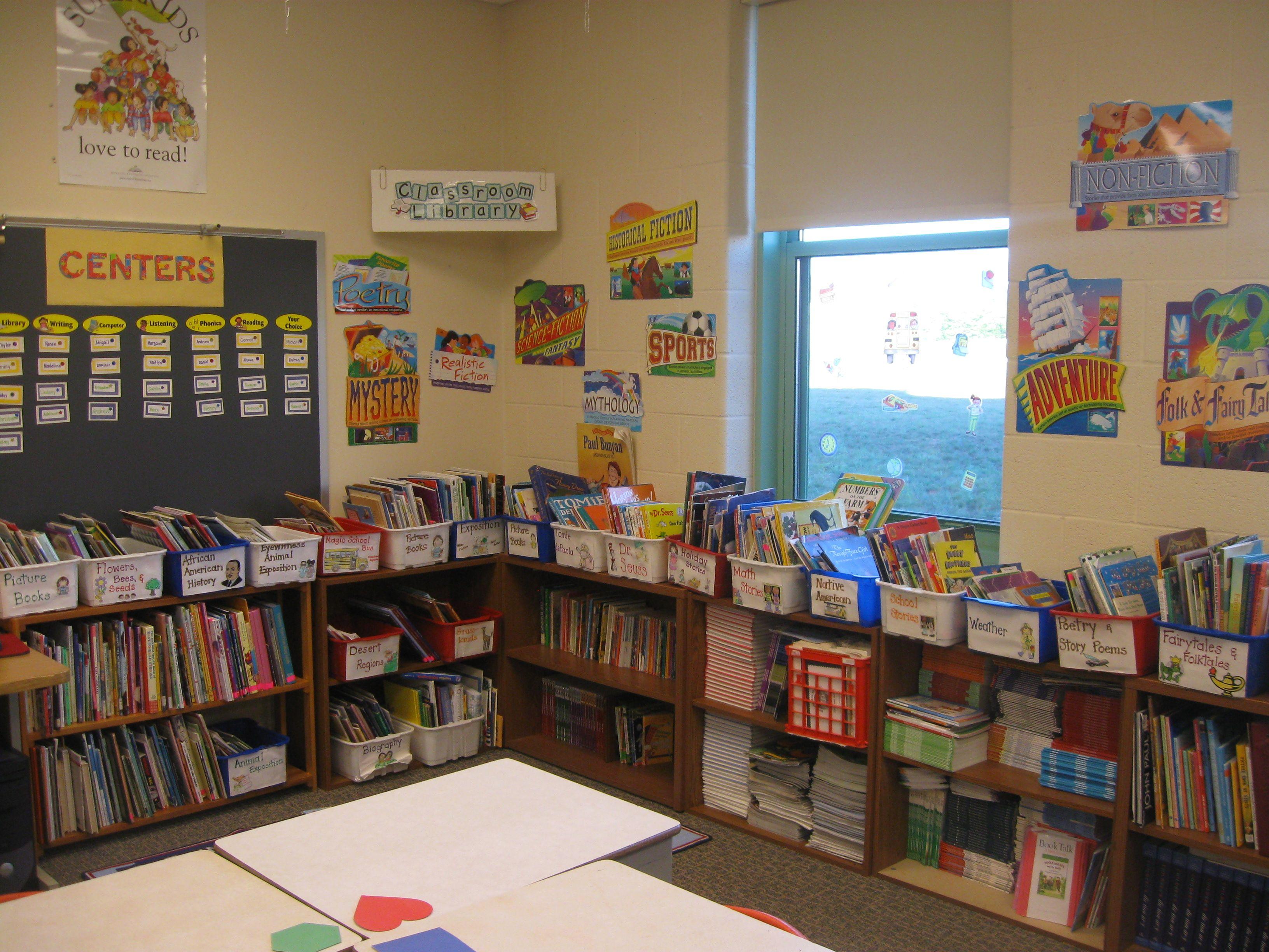 Classroom Library Ideas : Classroom library ideas pinterest