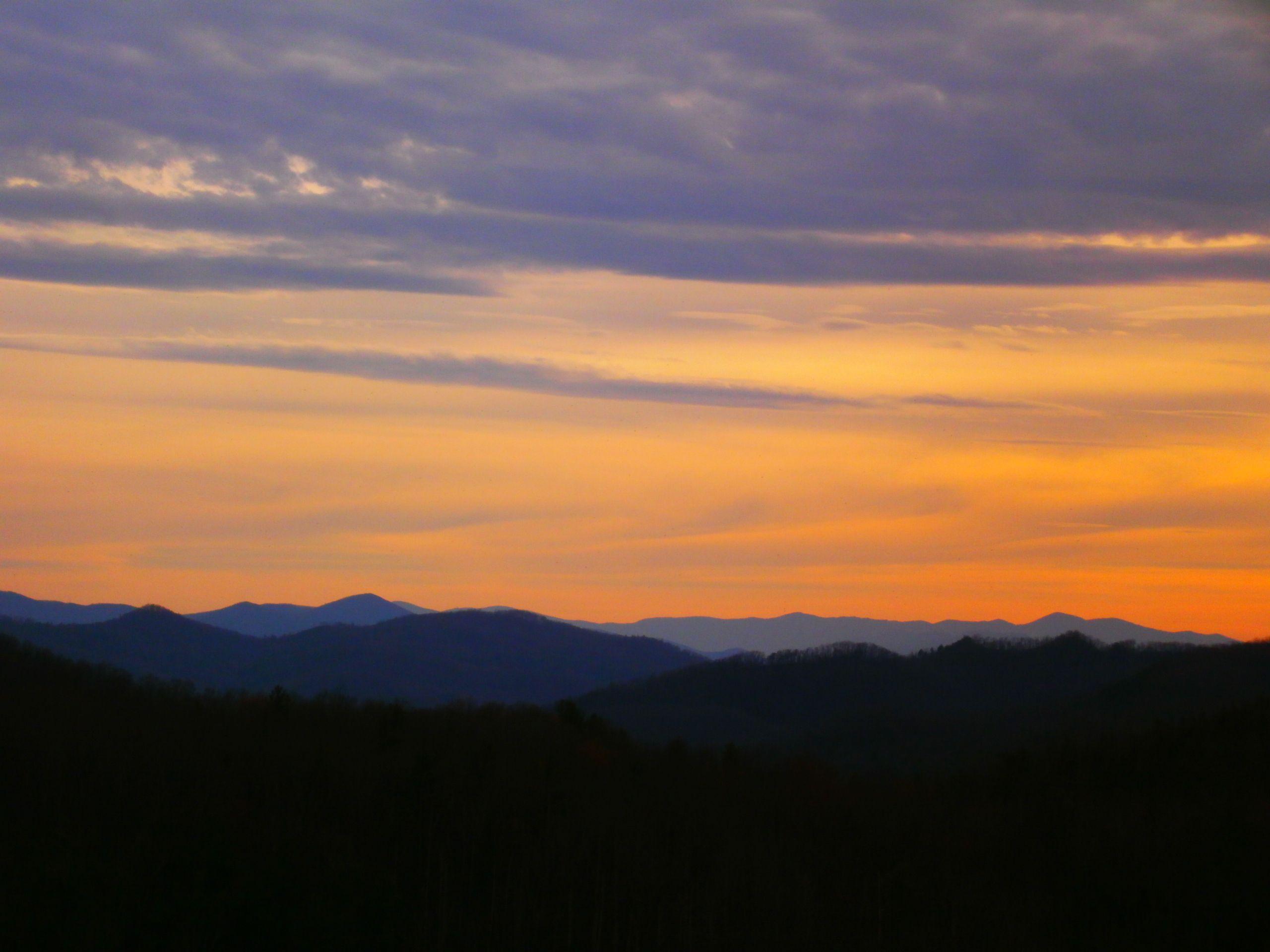 beautiful mountain sunset sunrises and sunsets pinterest