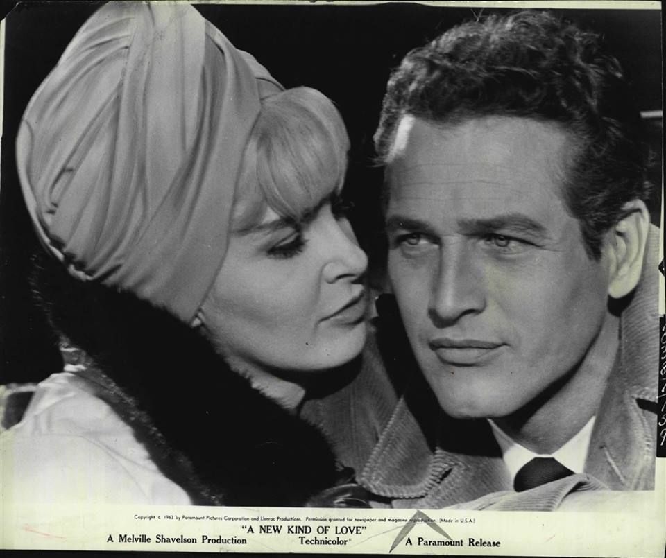 Joanne woodward and paul newman lidsville pinterest for Paul newman joanne woodward love story