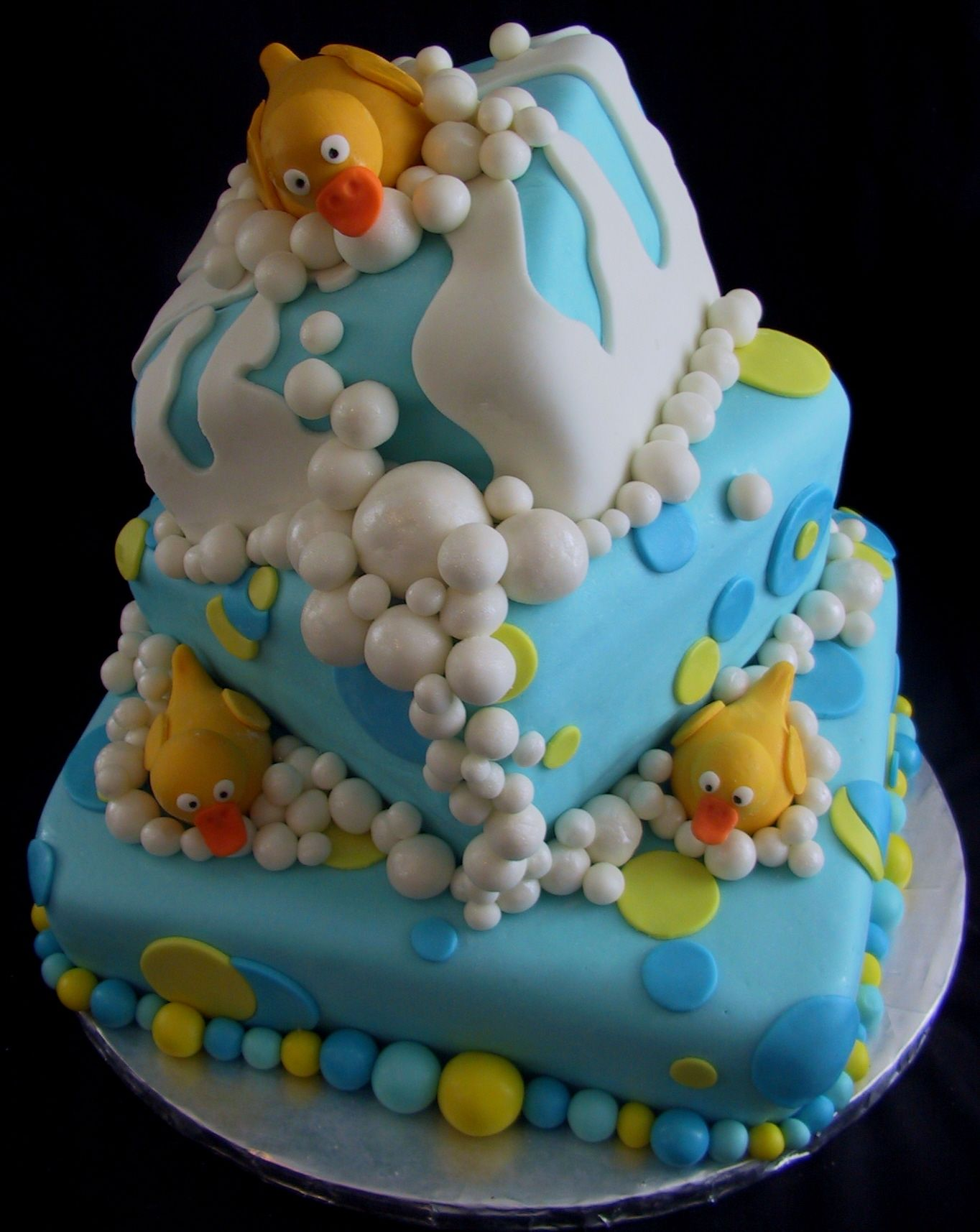 baby shower rubber duck have your cake and eat it too pinterest