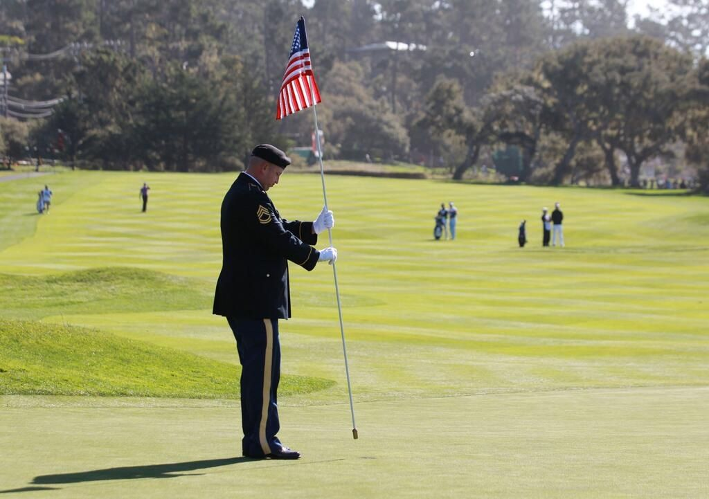 4th of july golf images