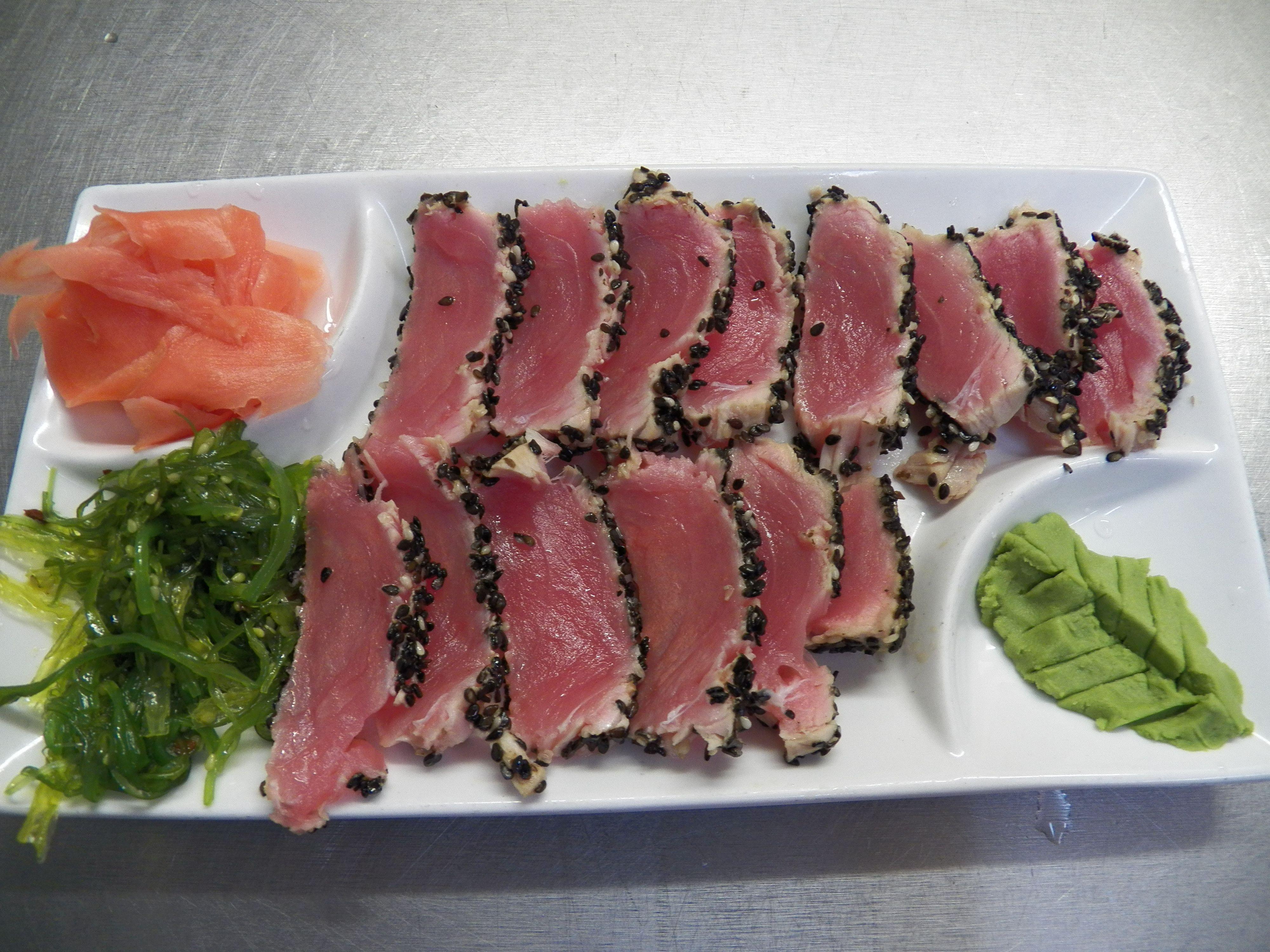 Pin by Heath Milne on Tuna recipes and sashimi   Pinterest
