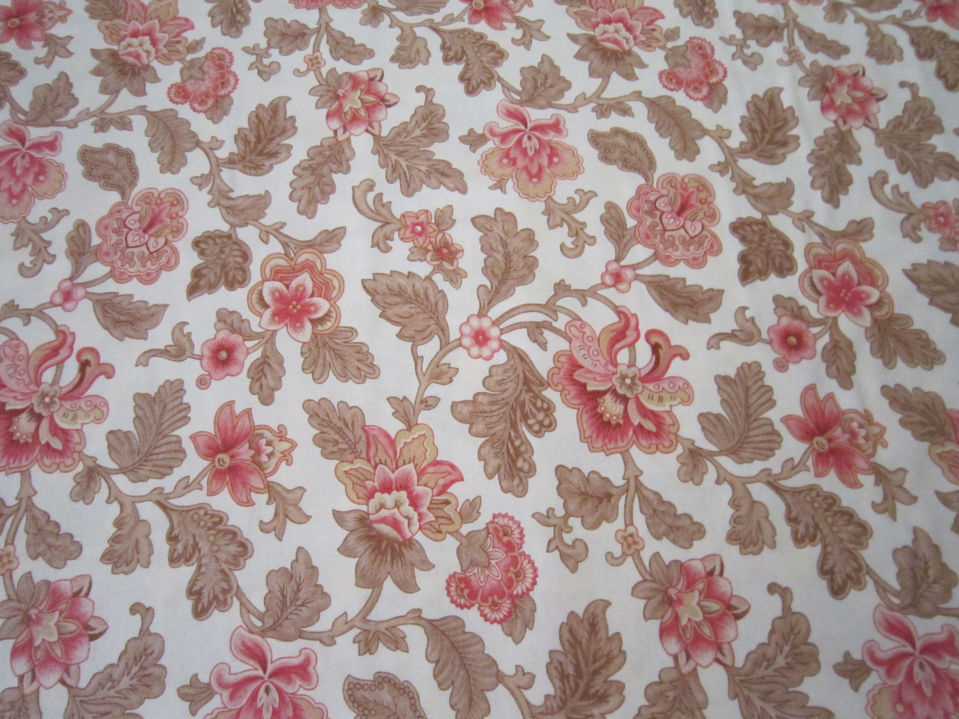Coral pink fabric for crib sheet anna 39 s nursery pinterest for Pink nursery fabric