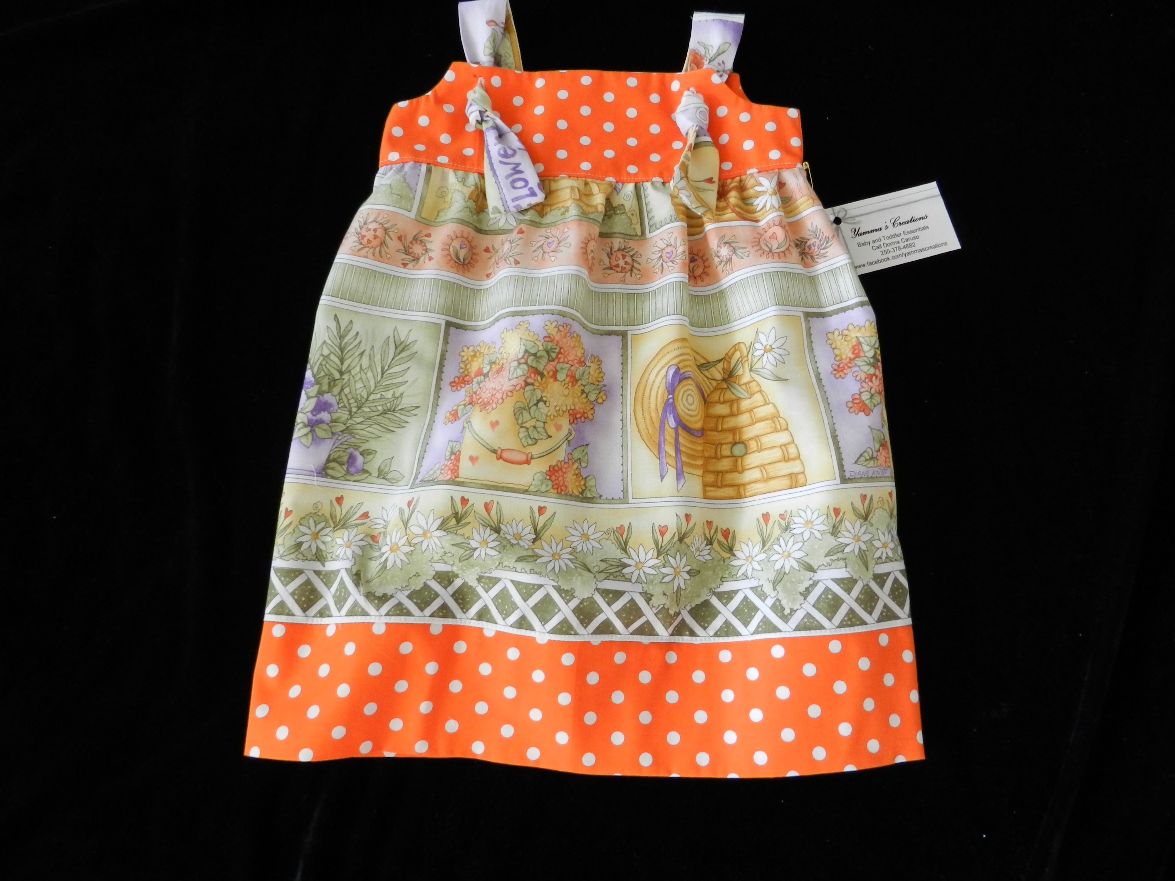 Knot dress baby amp children s clothing yamma s baby creations p
