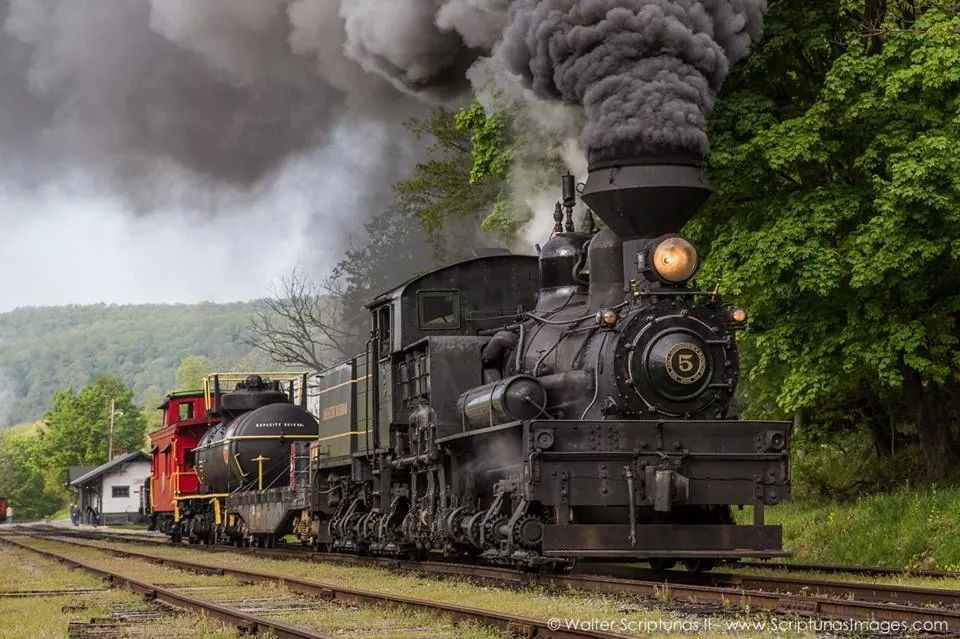 a background information on cass scenic railroad Bachmann - open-sided excursion car w/seats - ready to run - silver series® -- cass scenic railroad - ho.