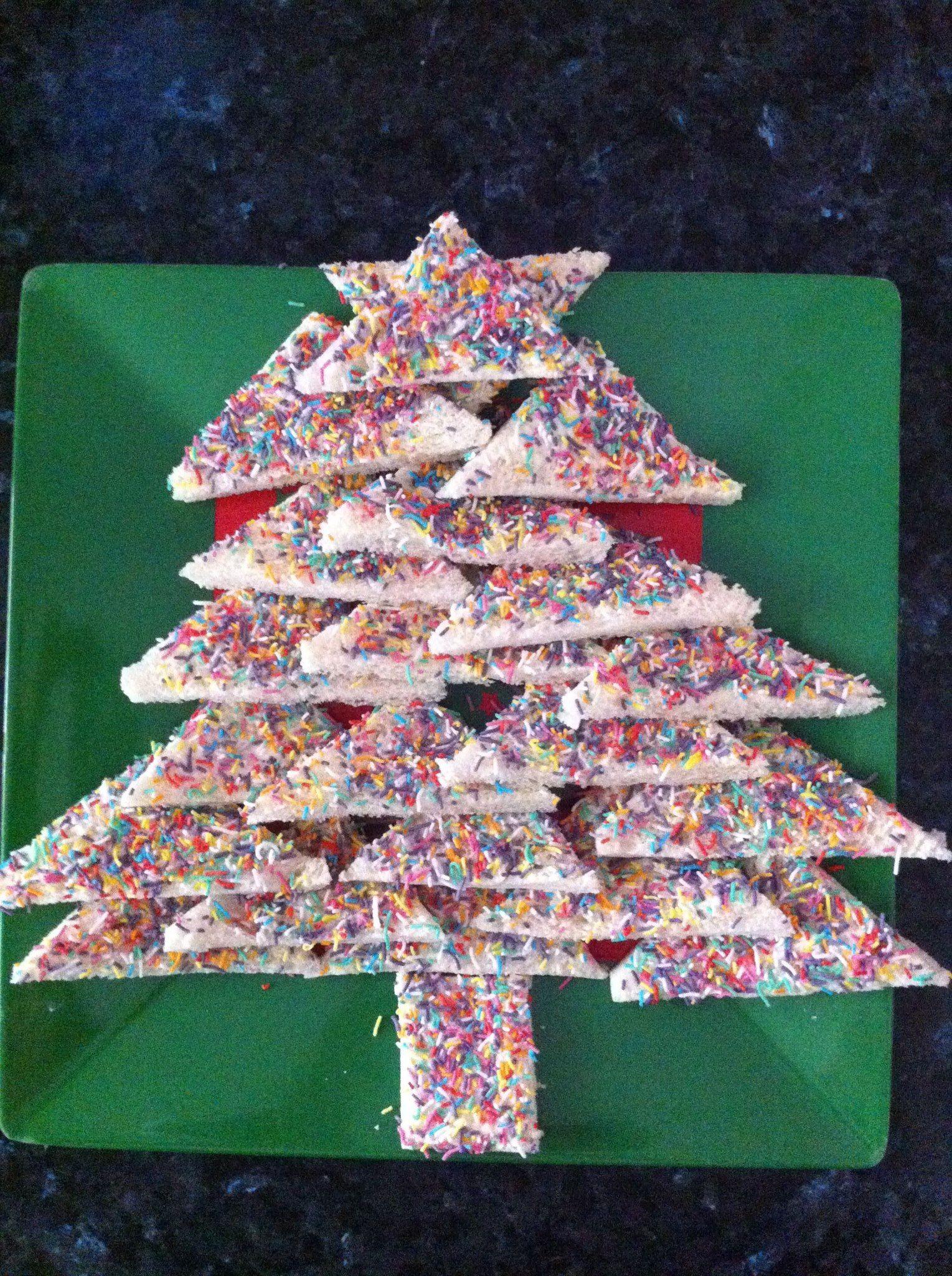 Christmas Tree Bread Recipe — Dishmaps