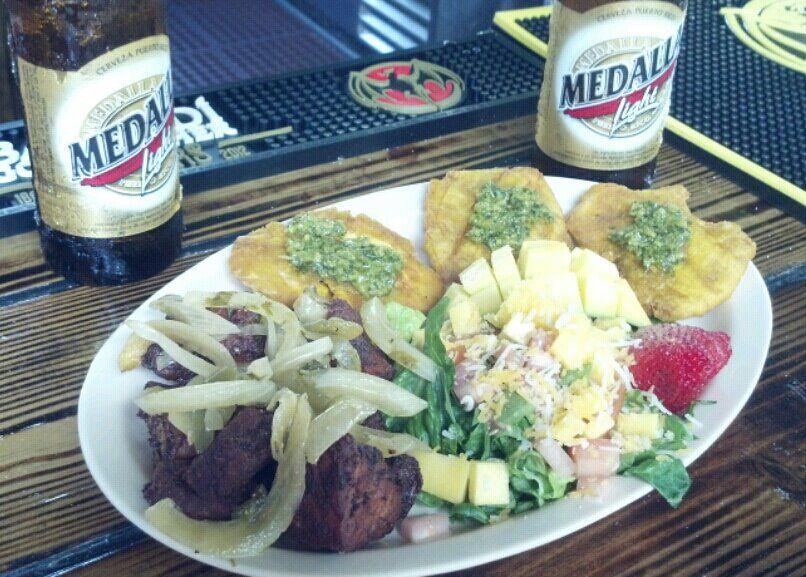 CarneFrita, Tostones y Medallas | Simply Delicioso | Pinterest