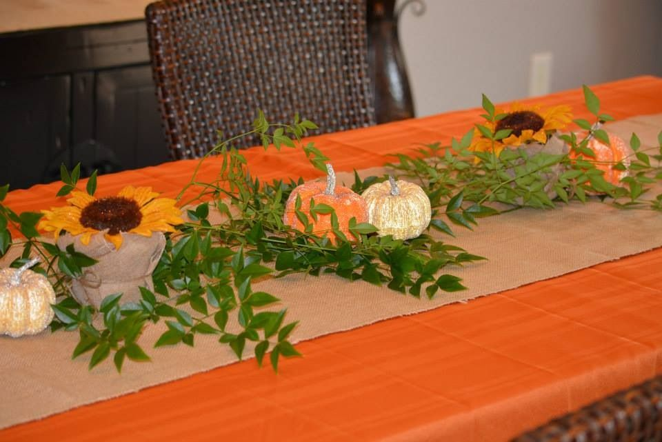 fall baby shower table decor baby shower ideas pinterest