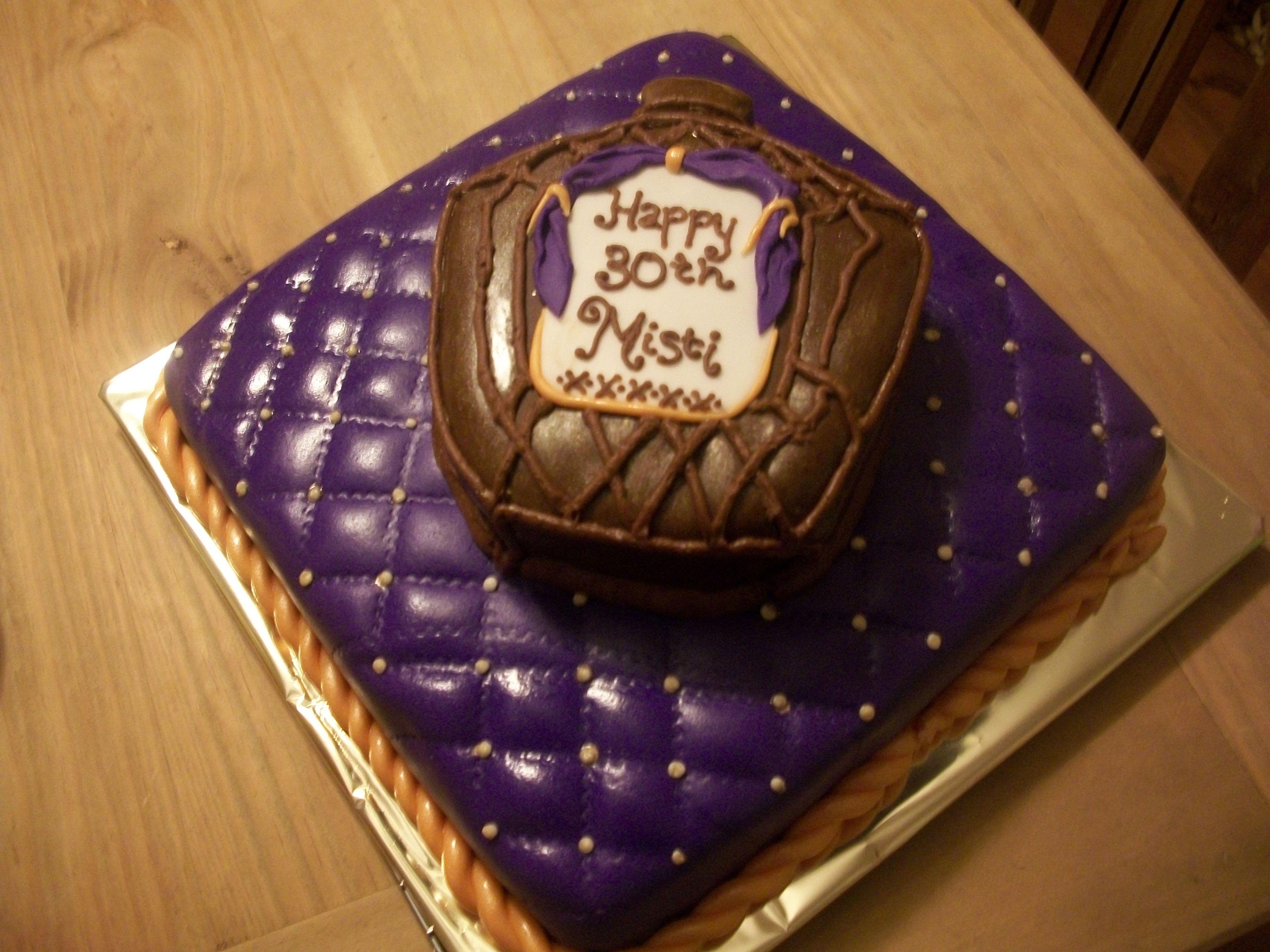 Cake With Crown Royal : Crown Royal cake Cake! Pinterest