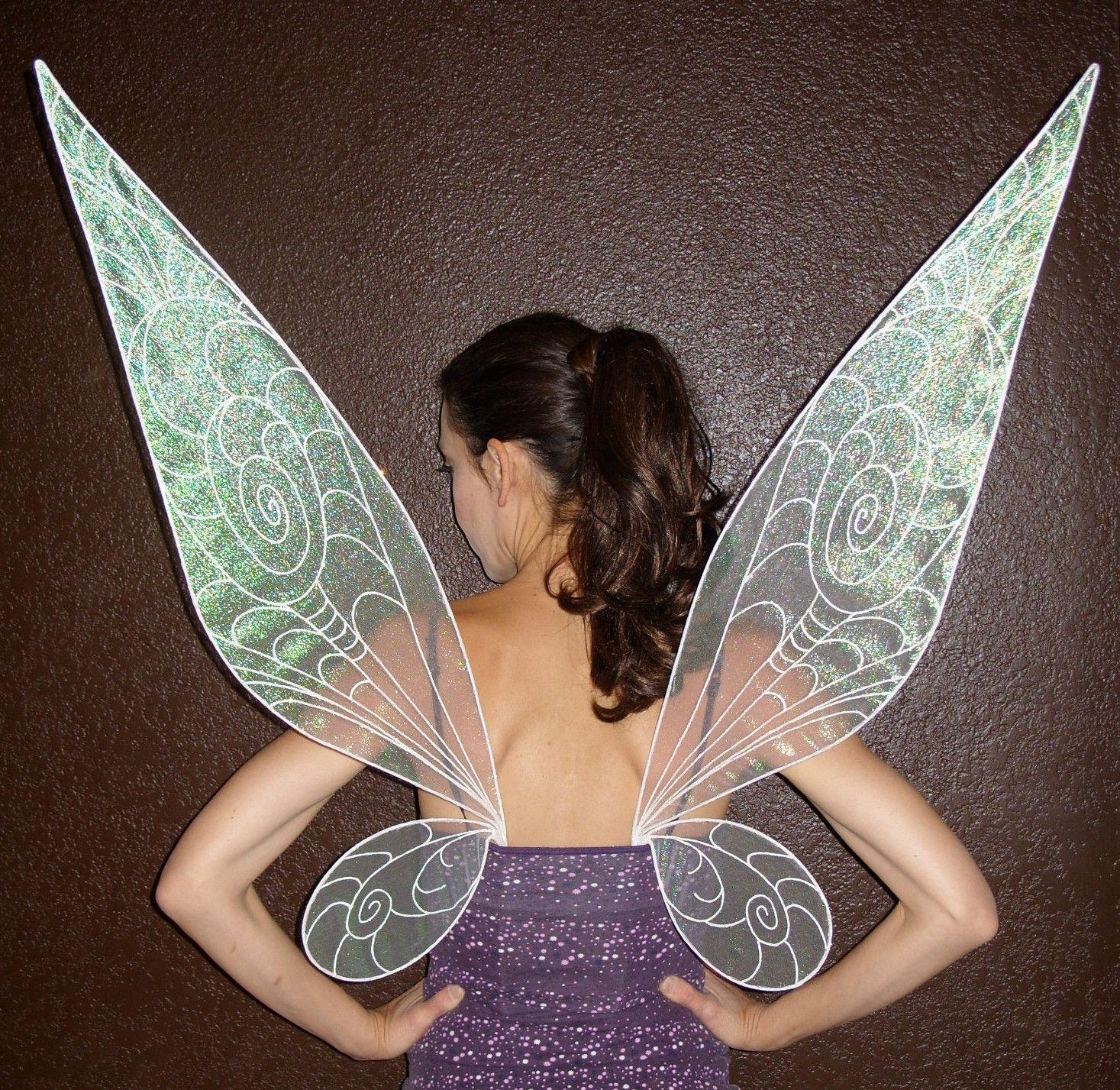 Как сделать костюм с крыльями ангела как сделать крылья ангела своими 95