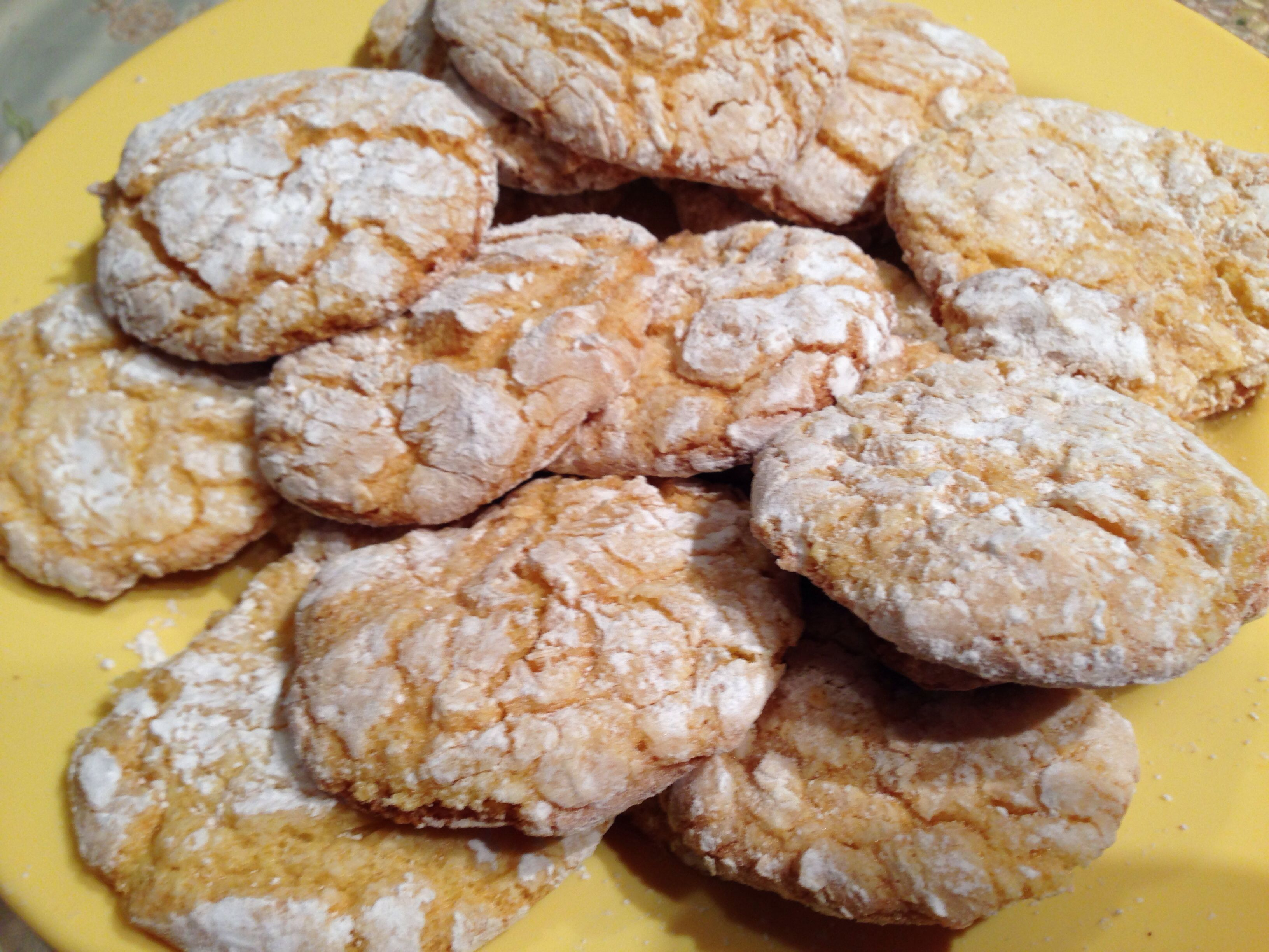 Lemon Cool Whip Cookies Recipe — Dishmaps