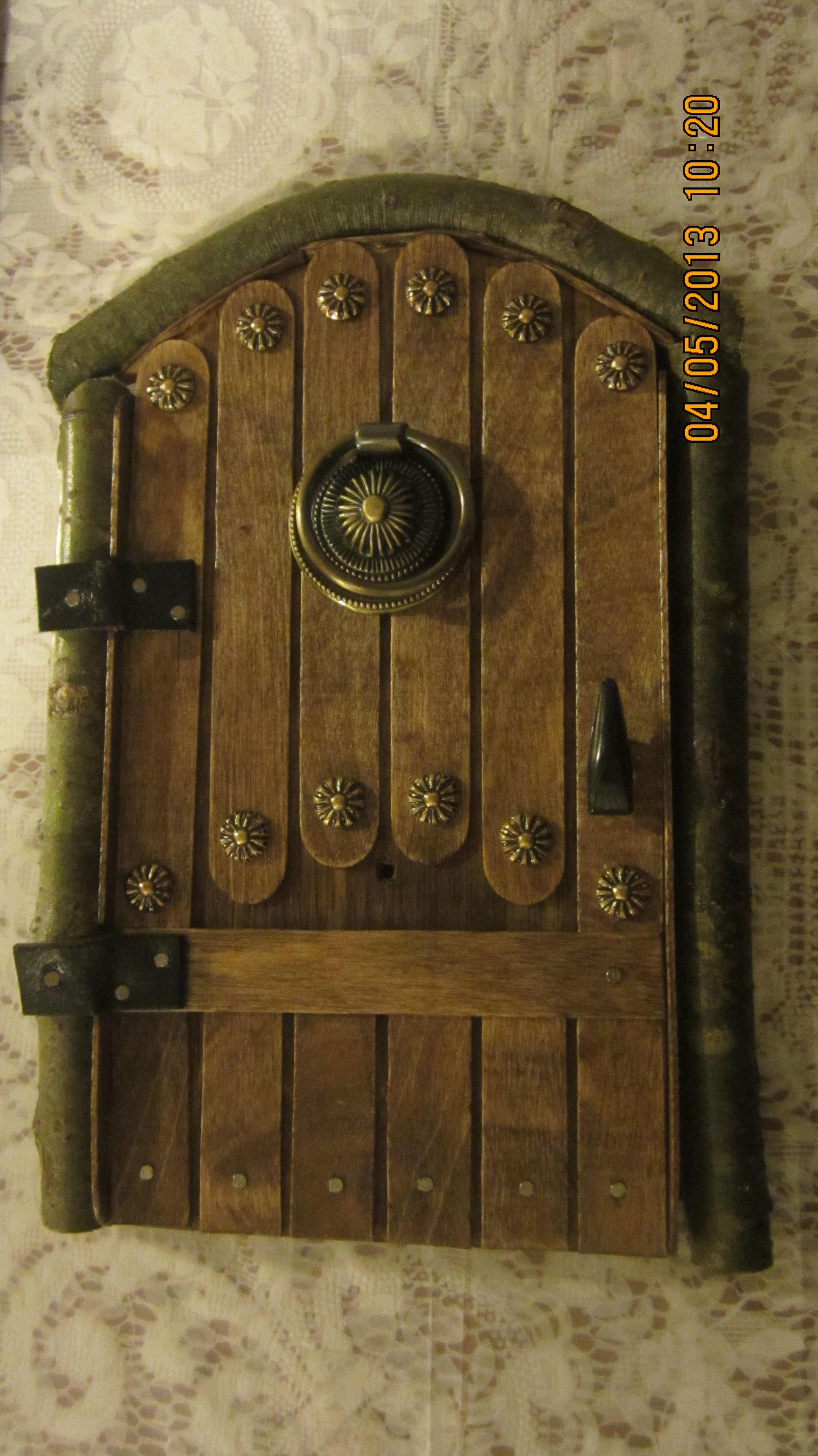 Fairy door garden ideas pinterest for Idea behind fairy doors