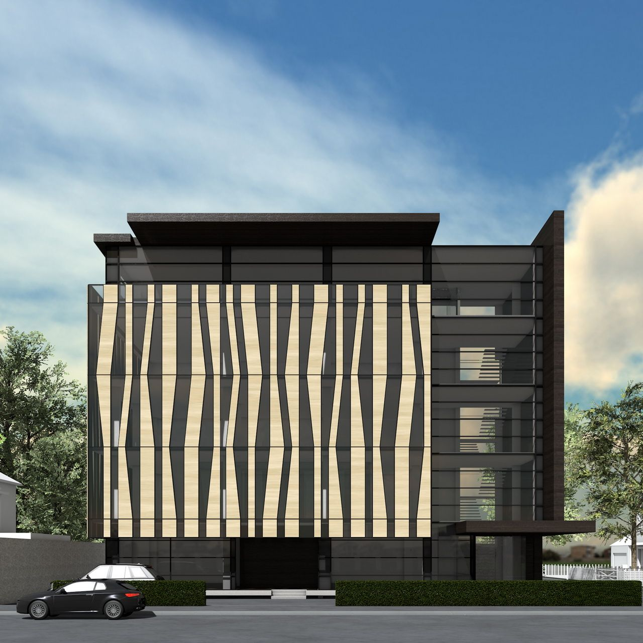 Small Office Building - PIPERA