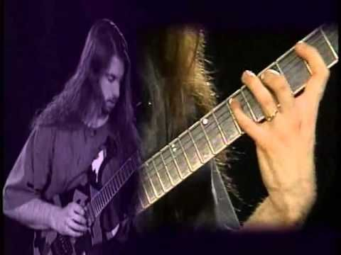 John  Petrucci - Rock  Discipline (kytarova skola metalu)
