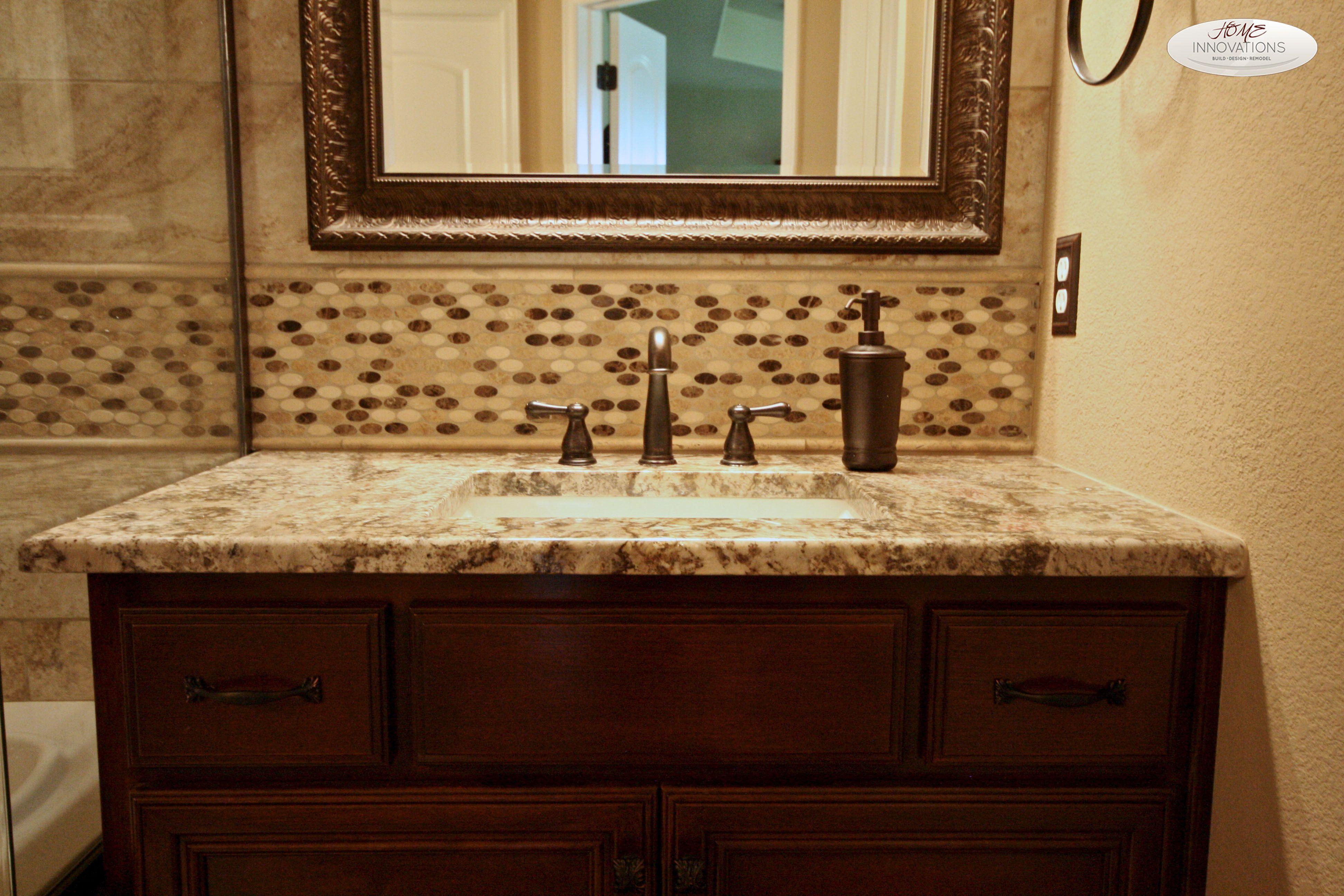 Bathroom Backsplash Dream Home Pinterest