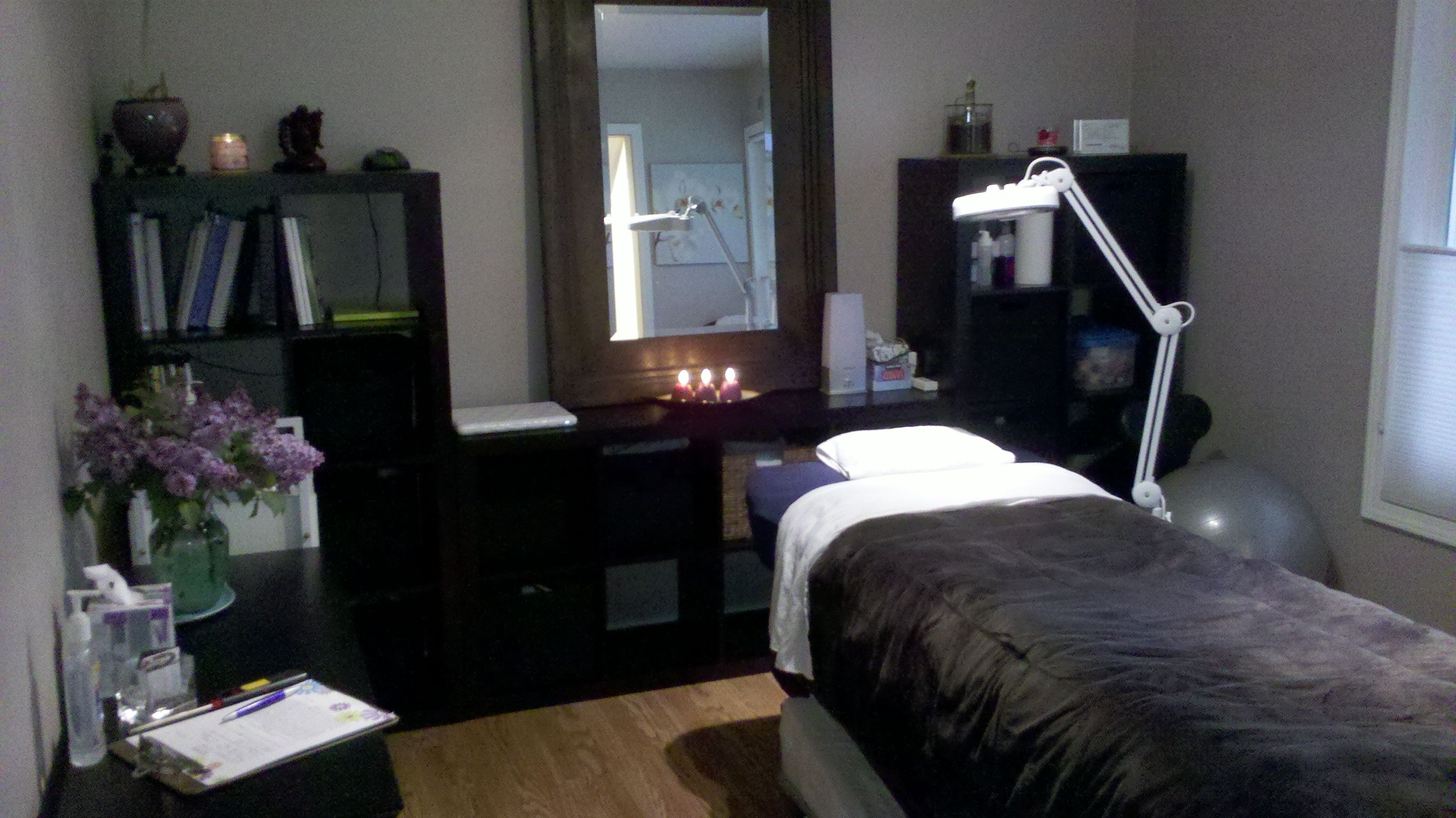 Esthetician Room I Am An Esthetician And A Miracle