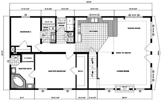 Rectangle House Plans 58847 1l plan ranch floor plans design best exciting rectangular house on one story rectangular house Rectangle House Plans