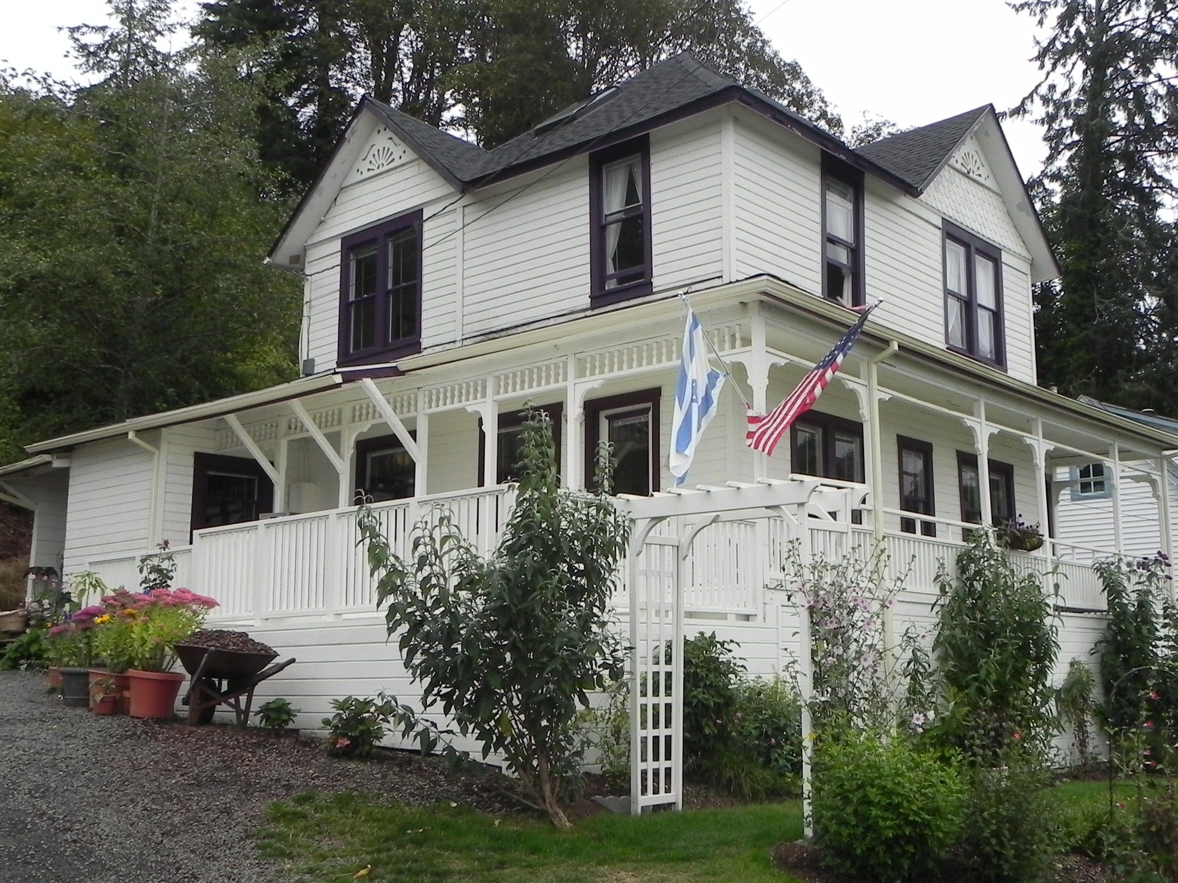 Goonies house in astoria oregon my oregon pinterest for Building a home in oregon