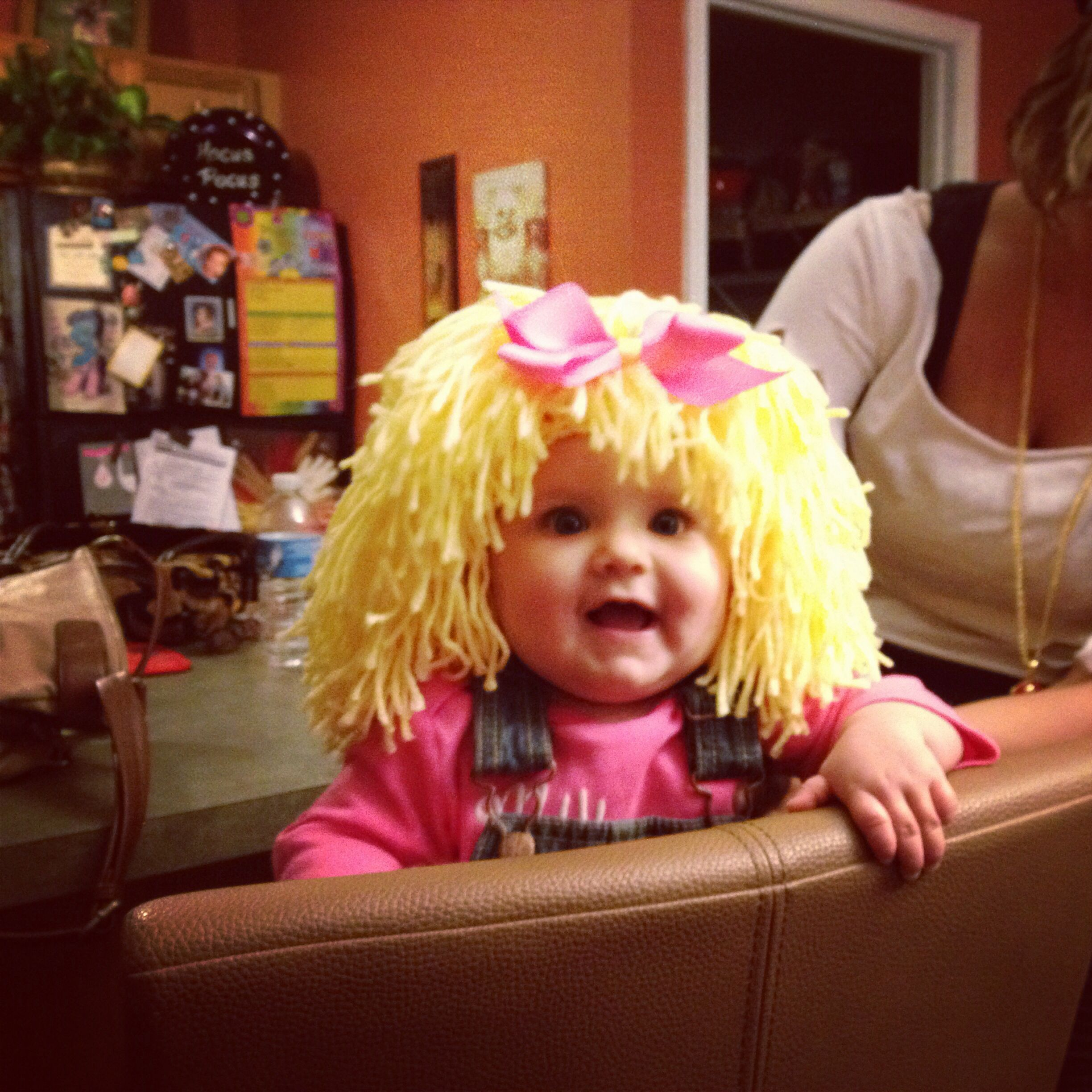 Cabbage patch costume cpk pinterest for Cabbage patch costumes