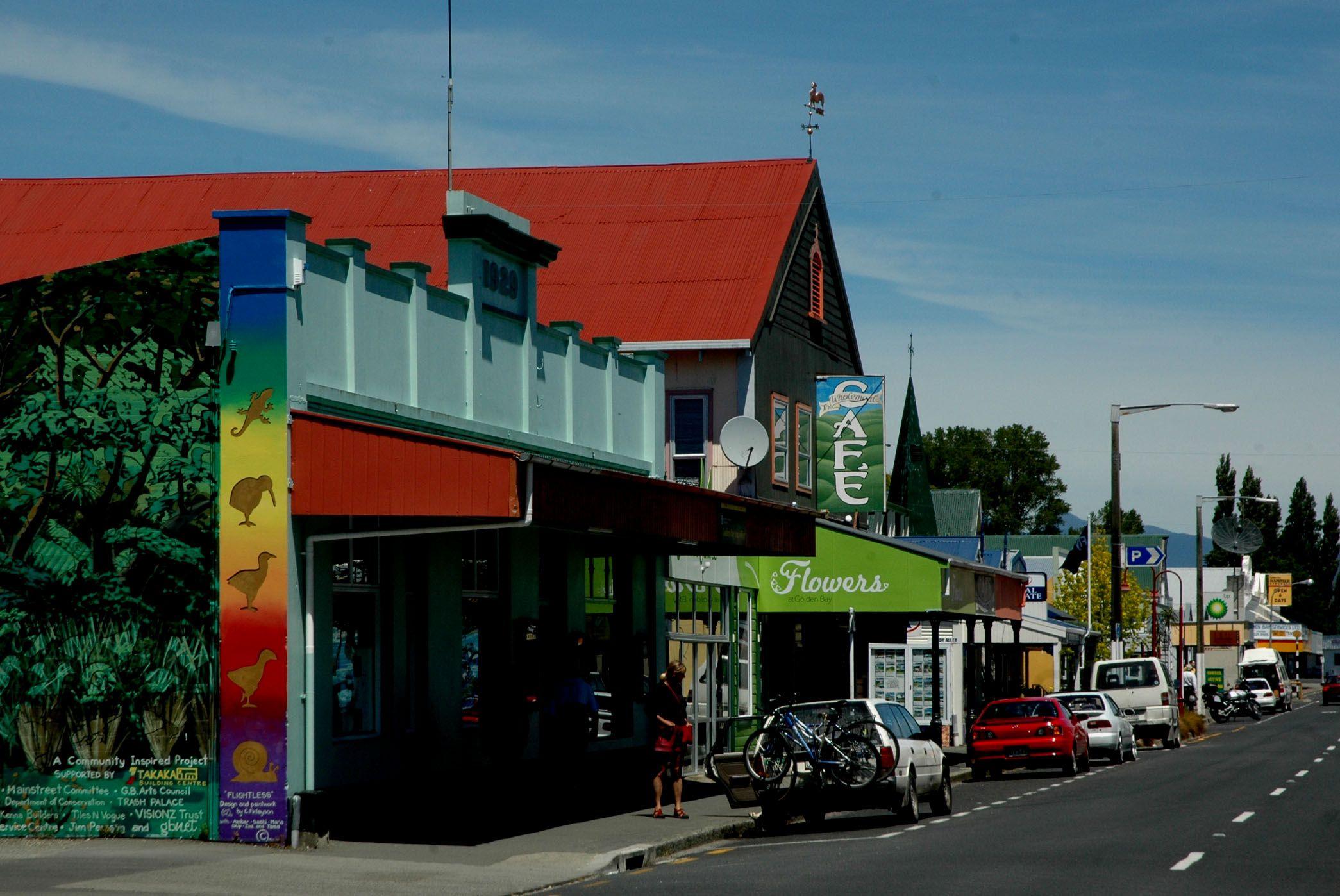 Onekaka New Zealand  City pictures : Takaka   Travel New Zealand   Pinterest