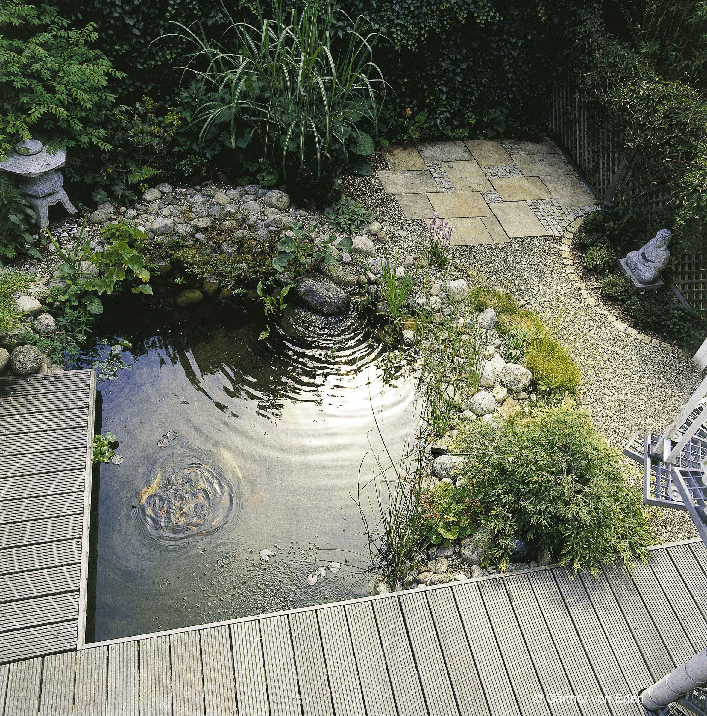 Gartengestaltung wasser wasser im garten pinterest for Gartengestaltung pinterest
