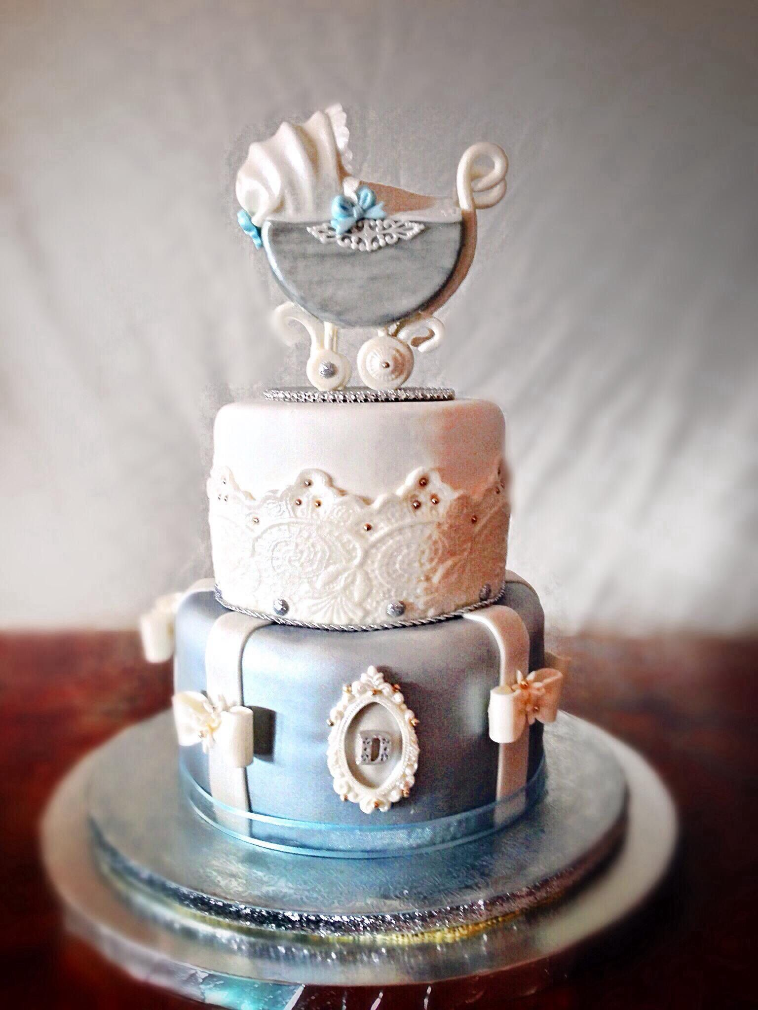 vintage carriage baby boy shower cake shower me baby pinterest