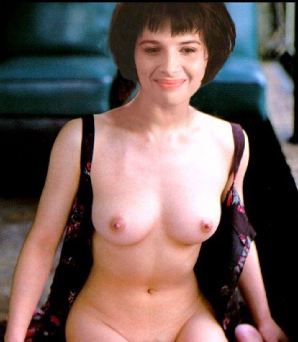 Nackt juliette binoch Juliette Binoche