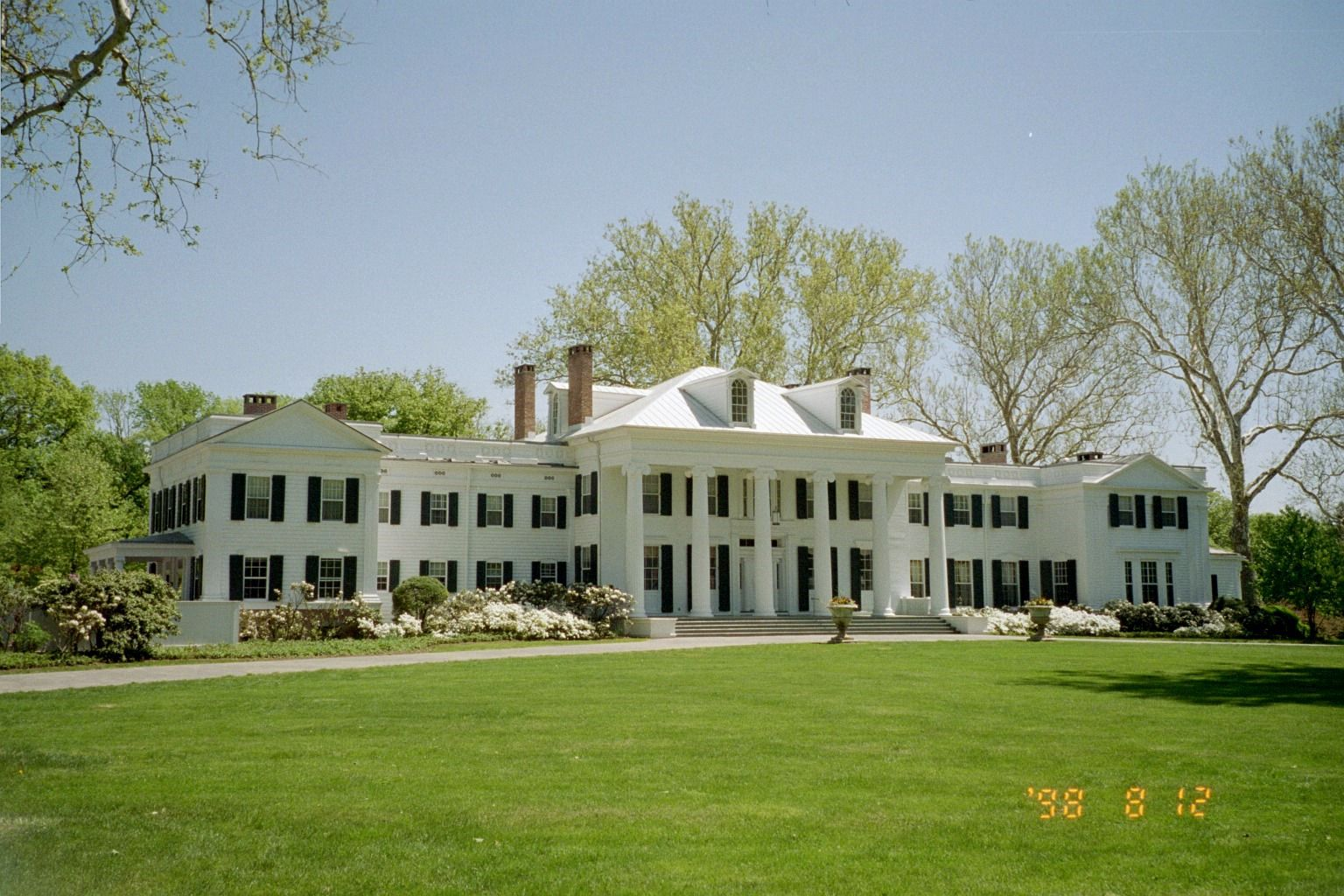 Drumthwacket house in princeton new jersey pinterest for The princeton house