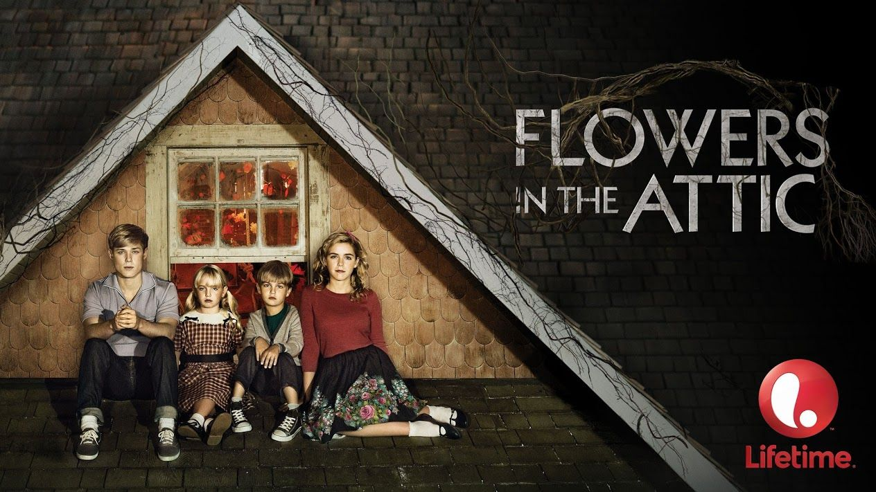 flowers in the attic is about