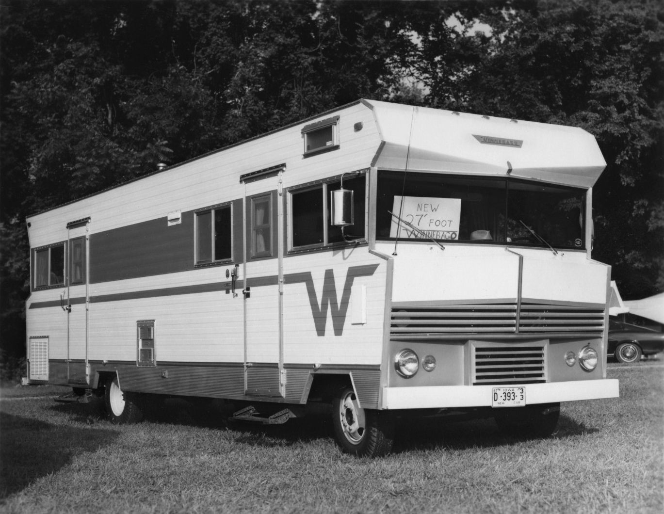 Early Fmca Convention Vintage Motorhomes Pinterest