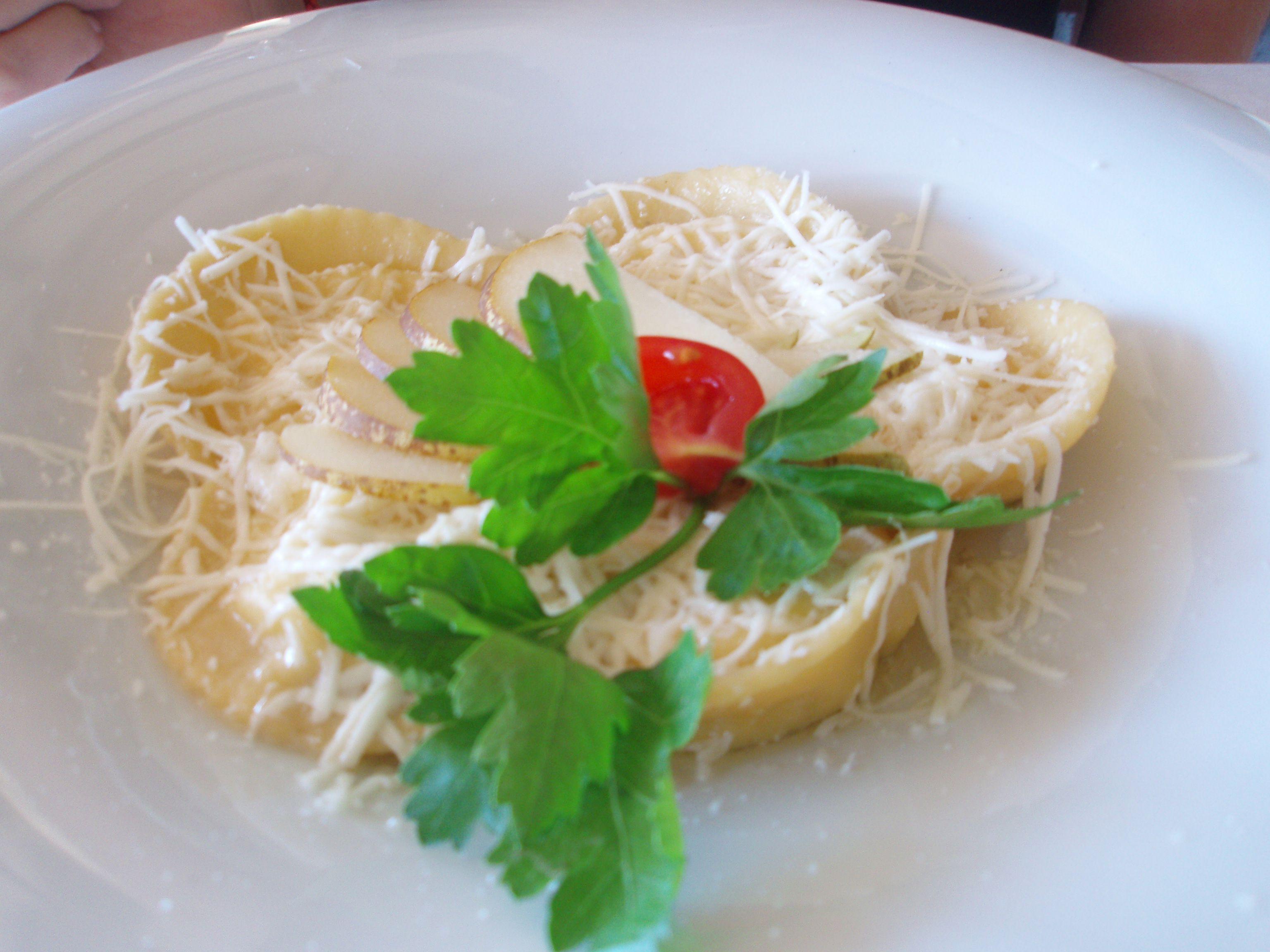 Tuscan #pasta ... #Italy | I AM ITALIAN | Pinterest