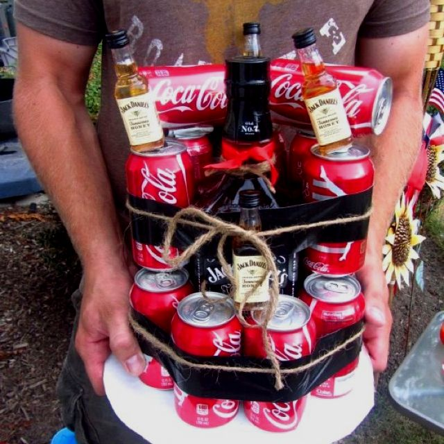 Подарок для мужа своими руками на день рождения
