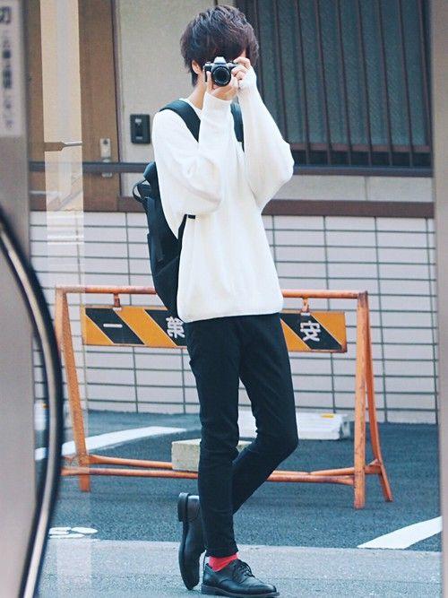 韓国 ファッション メンズ 2019