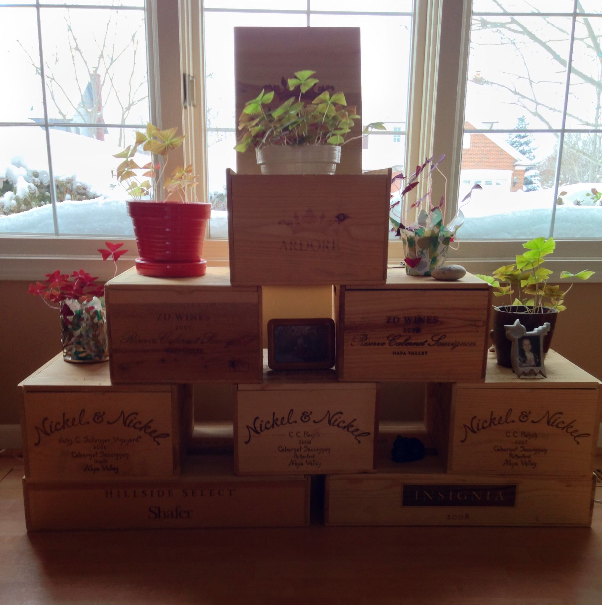 wine boxes are great decorating ideas wine boxes i