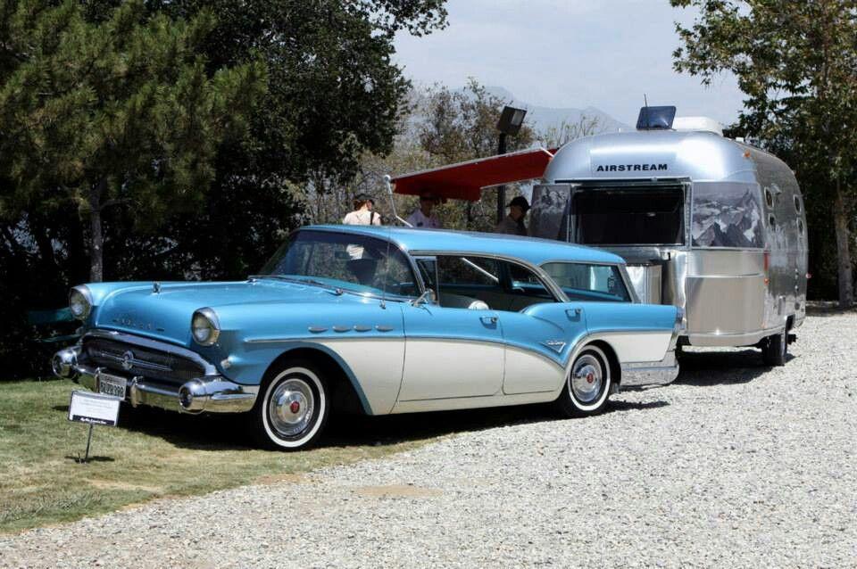 57 Buick Autos Post