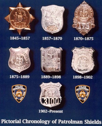 Nypd ranks
