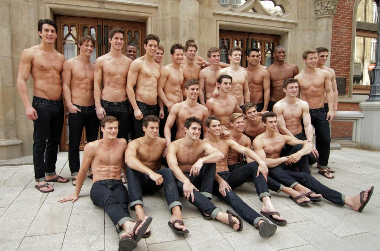 Abercrombie fitch porn